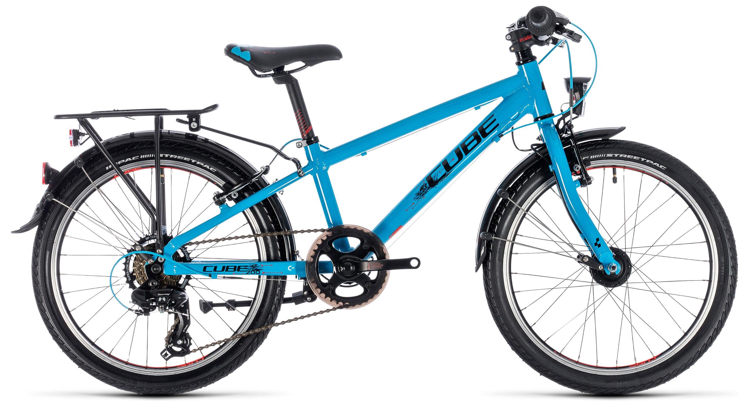 Велосипед Cube Kid 200 Street 2019 велосипед cube kid 240 street 2015