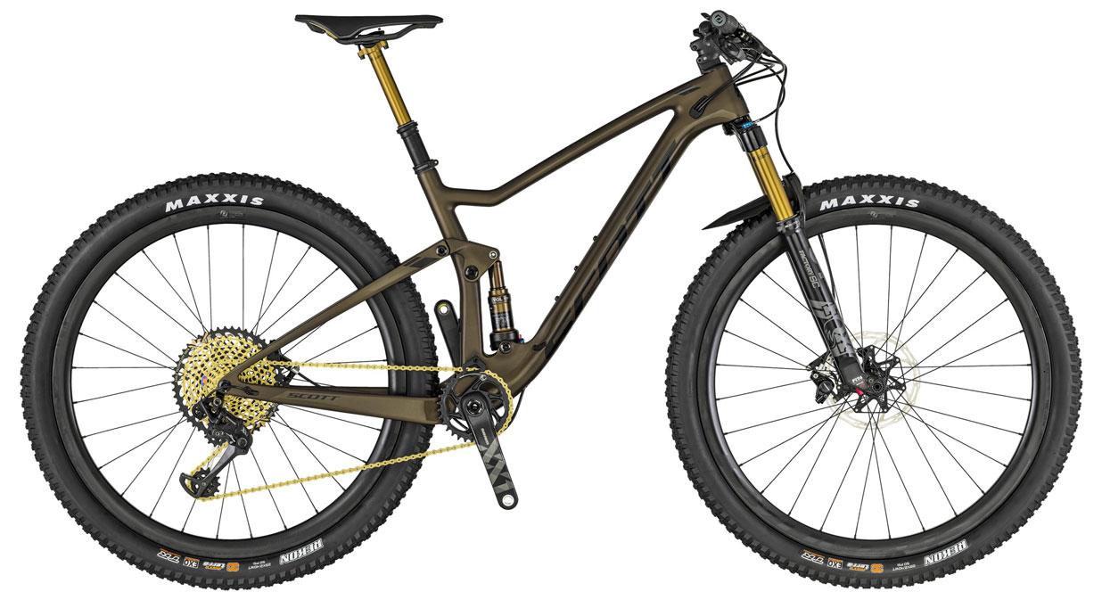 Велосипед Scott Spark 900 Ultimate 2019 цена 2017