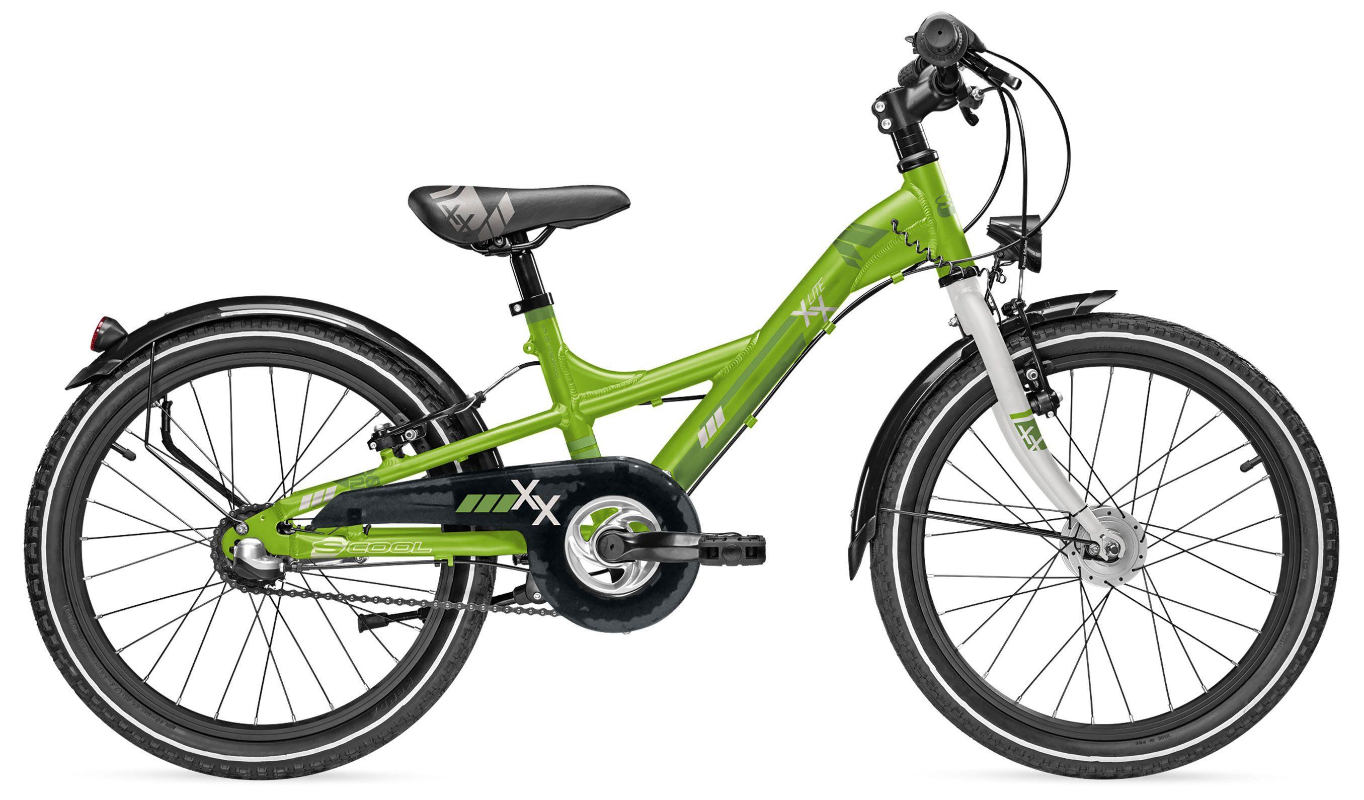 Велосипед Scool XXlite comp 20-3 Nexus 2017