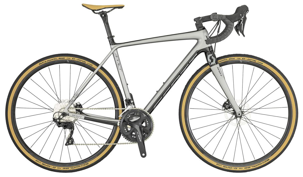 Велосипед Scott Addict Gravel 30 2019 велосипед scott addict sl 2016