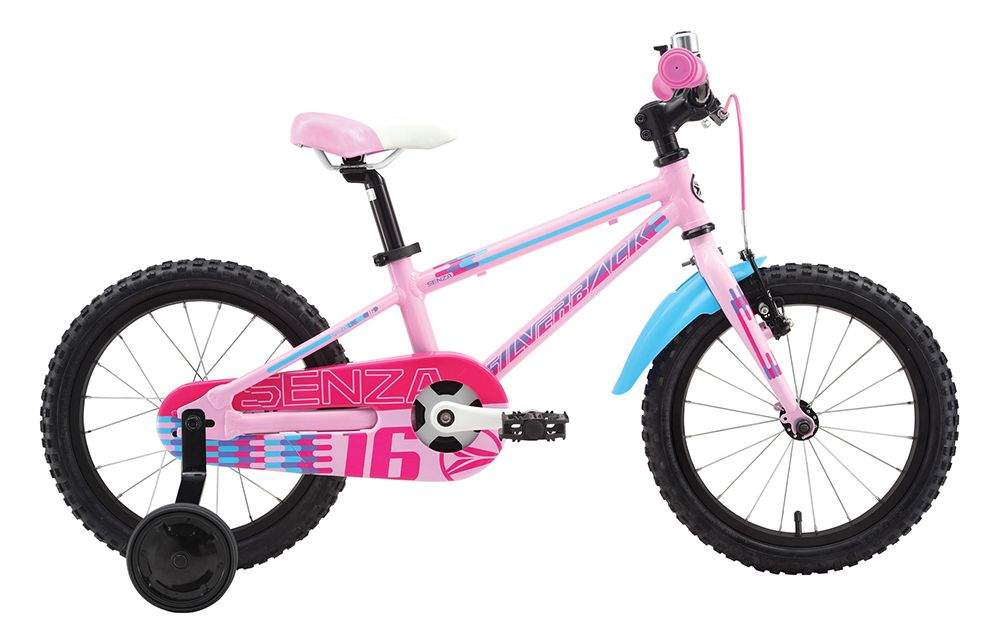 Велосипед Silverback Senza 16 2015 silverback senza 16