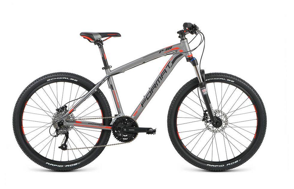 Велосипед Format 1411 26 2016 велосипед format 1411 26 2016
