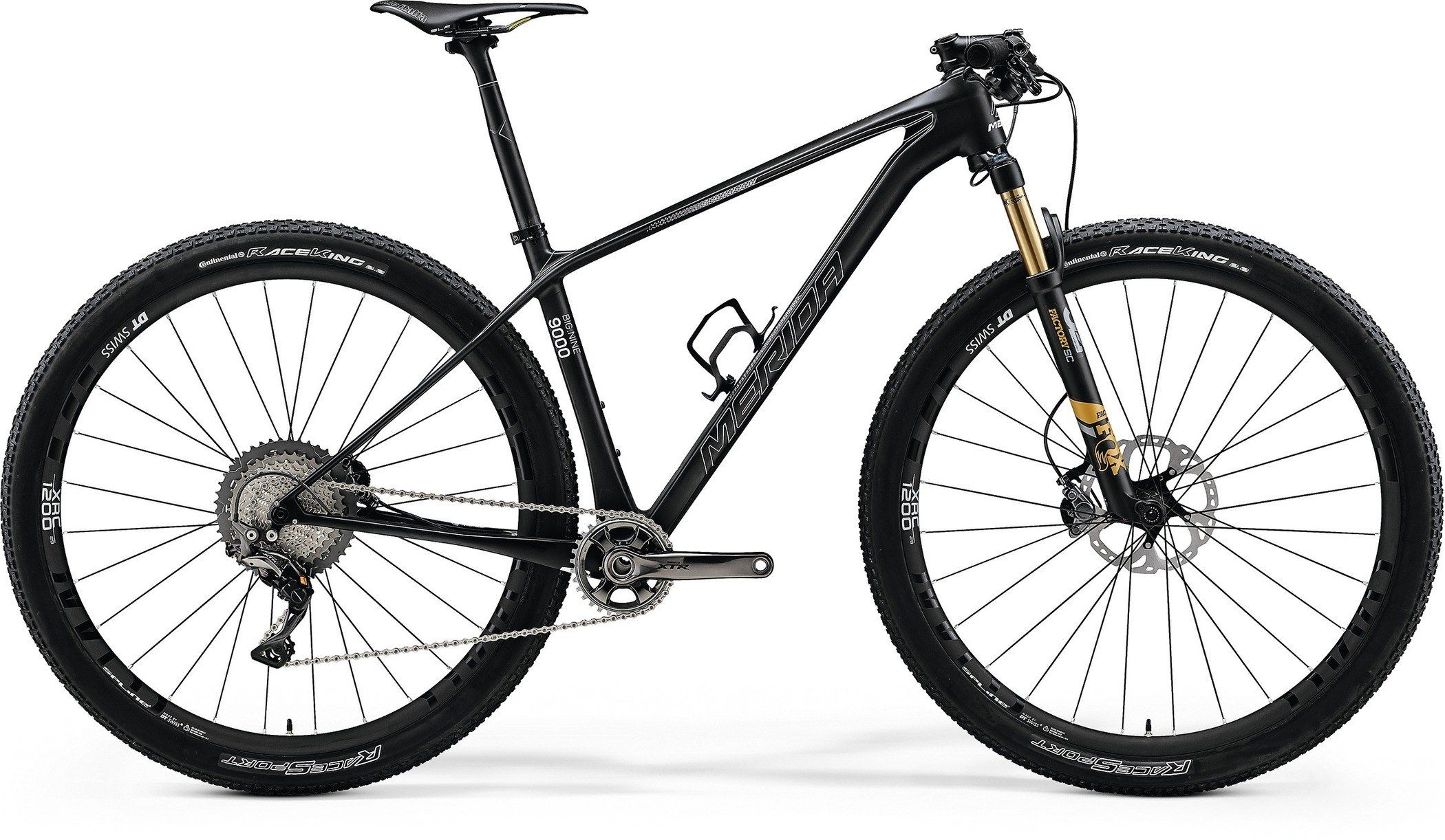 Велосипед Merida Big.Seven 9000 2017