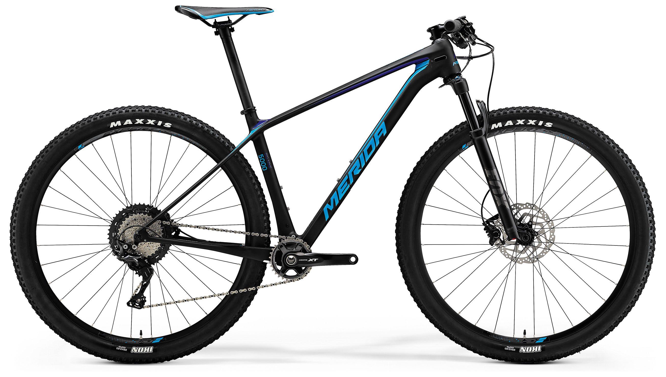 Велосипед Merida Big.Nine 5000 2018,  Горные  - артикул:287663