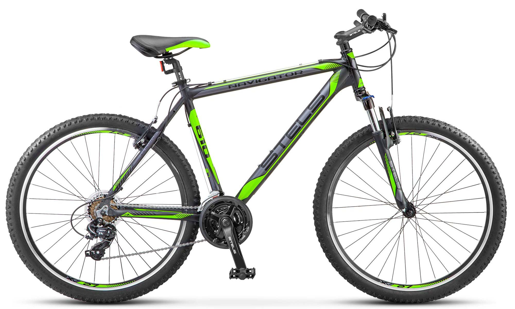 Велосипед Stels Navigator 610 V (V030) 2017 велосипед stels navigator 250 2016