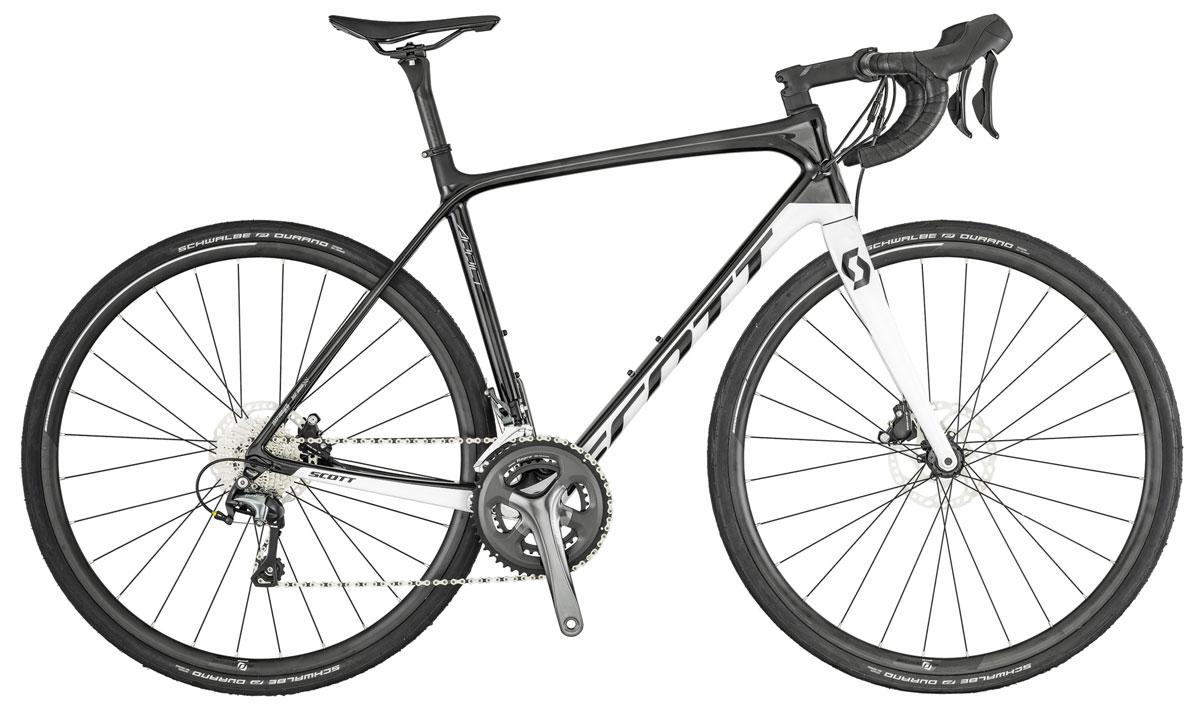Велосипед Scott Addict 30 disc 2019 велосипед scott addict rc 20 disc 2018