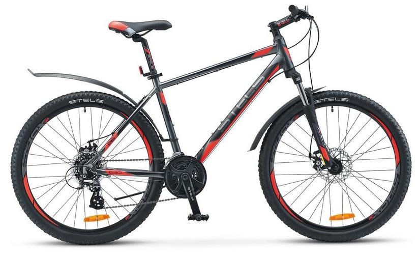 цена Велосипед Stels Navigator 630 MD 26 (V020) 2019