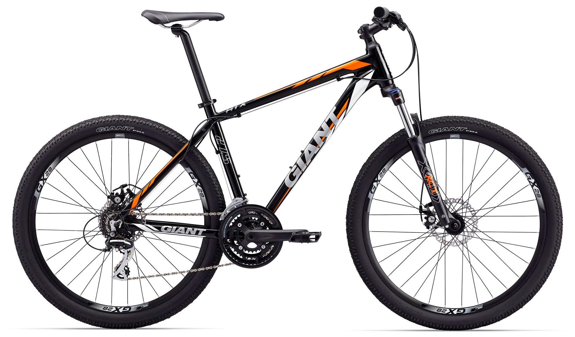 Велосипед Giant ATX 1 2017