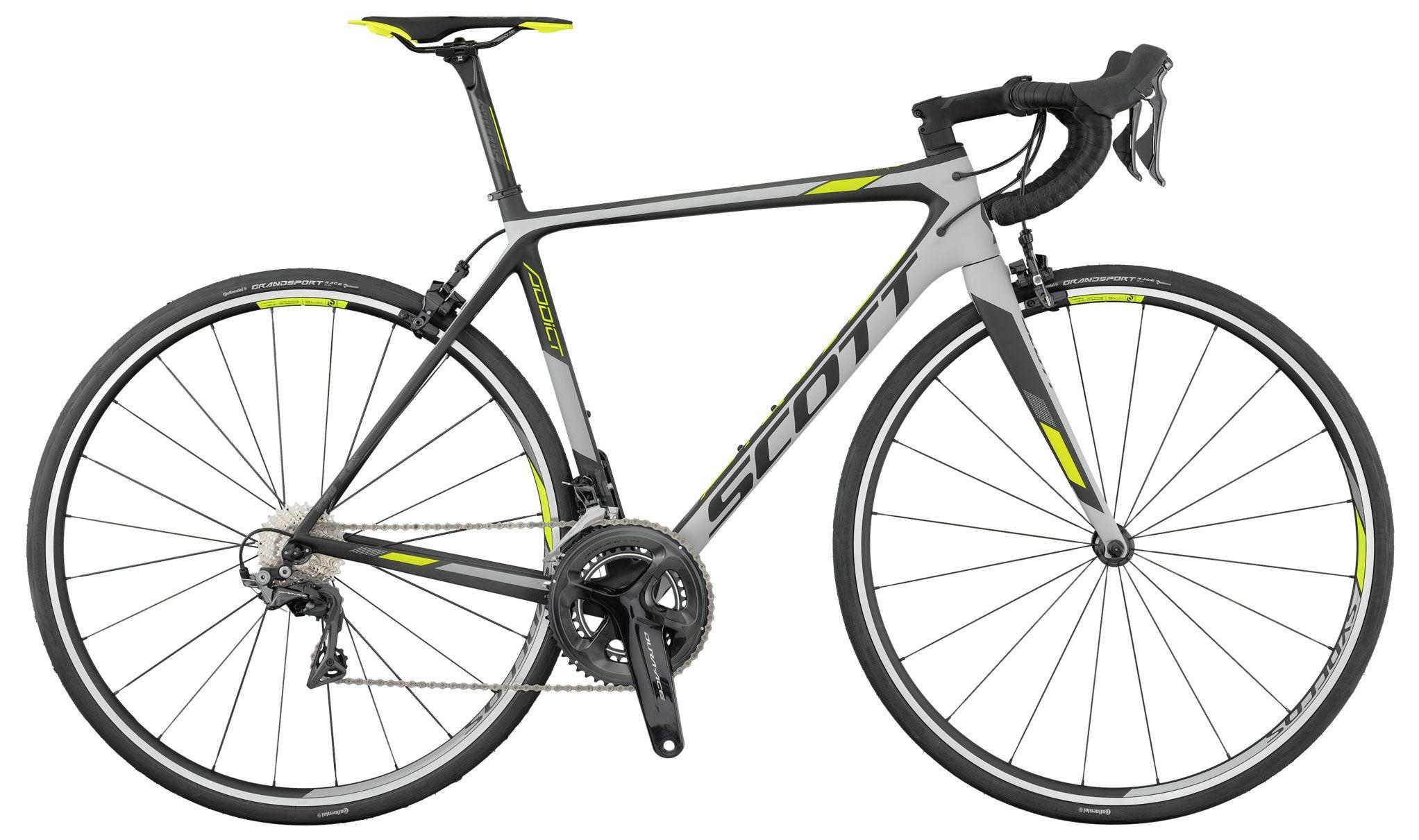 Велосипед Scott Addict 10 2017 велосипед scott addict sl 2016