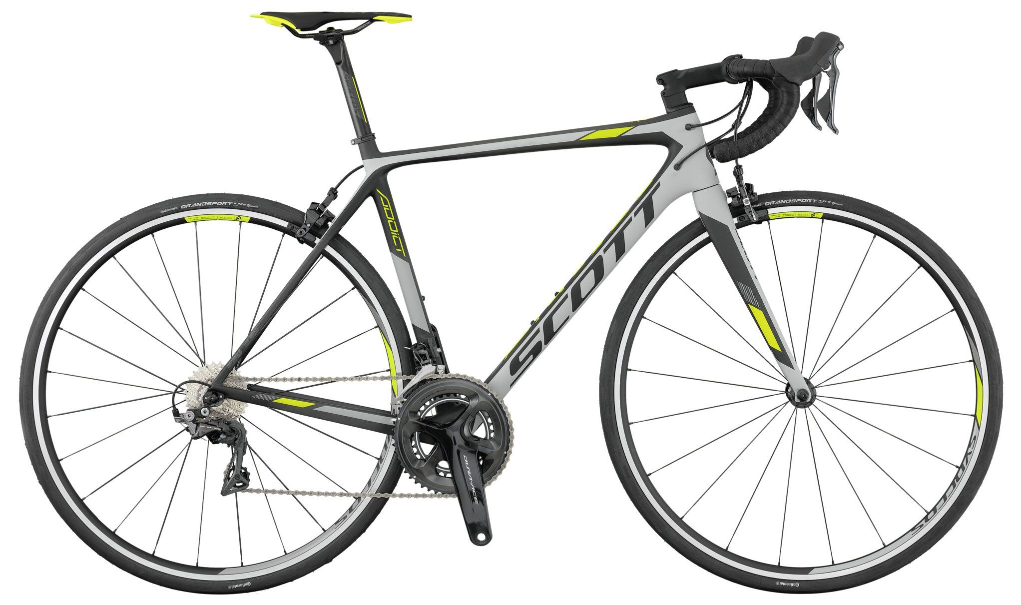 Велосипед Scott Addict 10 2017 scott addict sl compact 2015