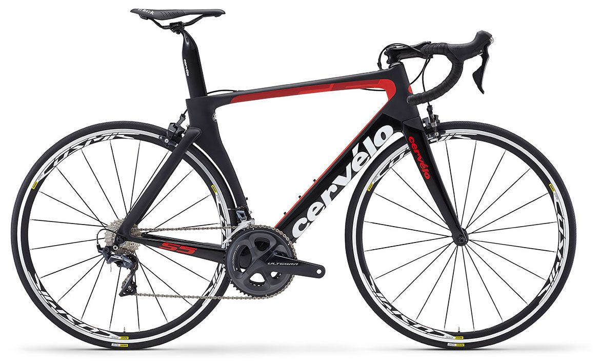 Велосипед Cervelo S5 Ultegra 2018 велосипед cannondale supersix evo ultegra 3 2016