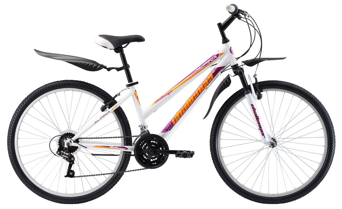 Велосипед Challanger Alpina 26 2017,  Женские  - артикул:279219