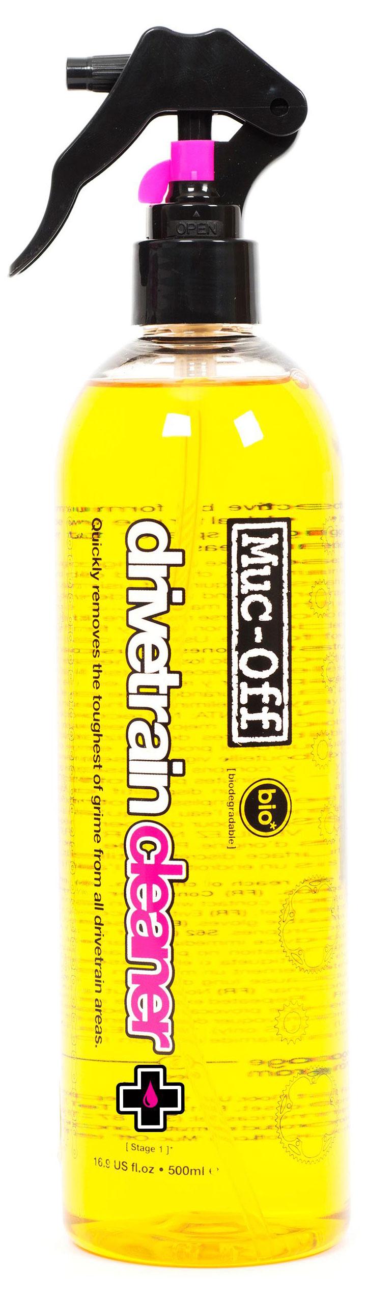 Аксессуар Muc-Off Drivetrain Cleaner 500ml цена