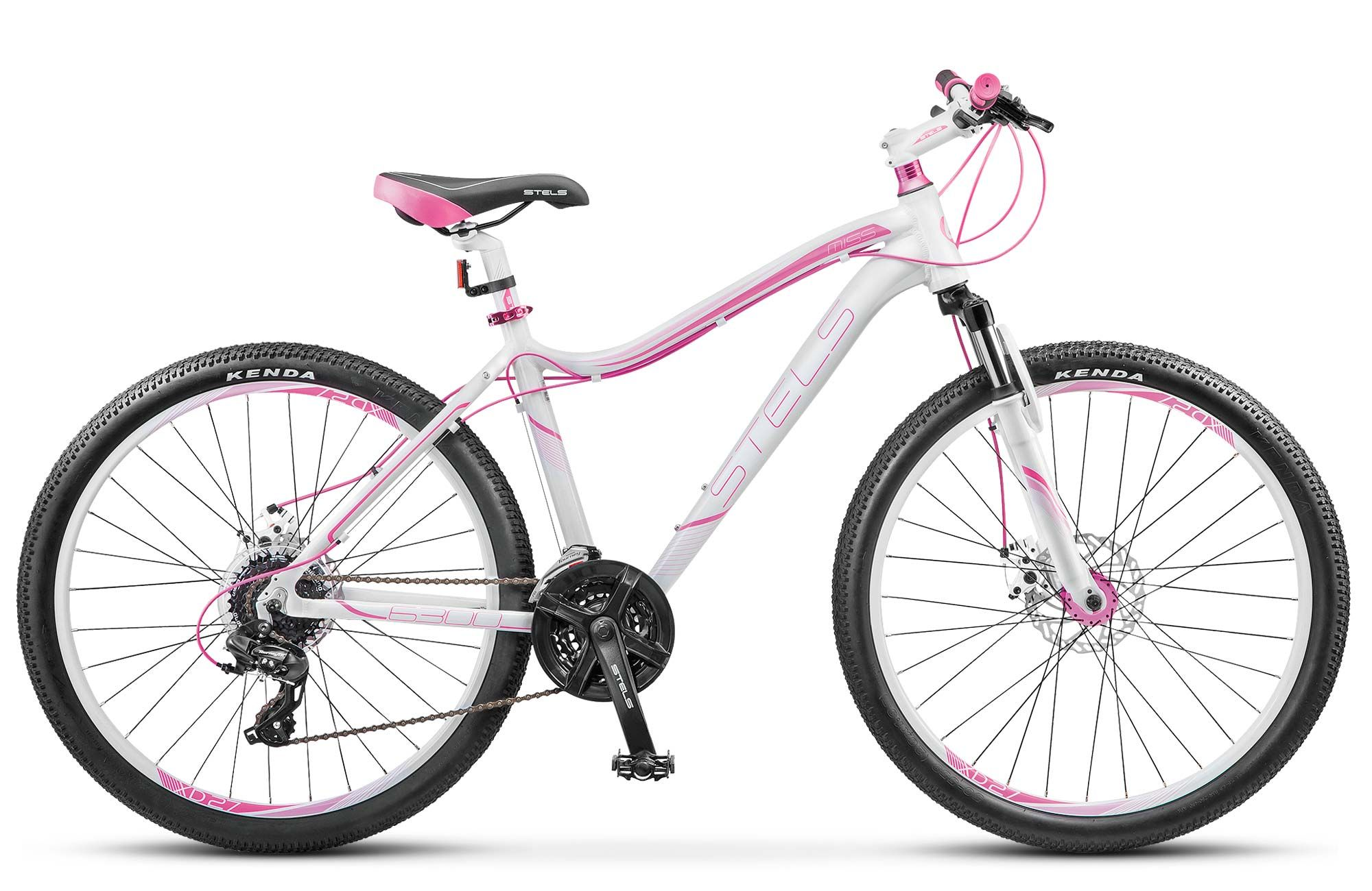Велосипед Stels Miss 6300 MD 2017,  Горные  - артикул:278651