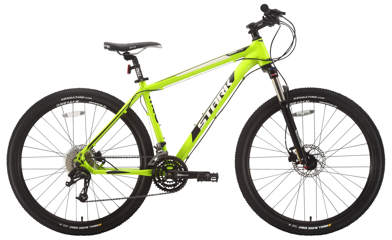 Велосипед Stark Armer 27.6 HD 2018 велосипед stark hunter 29 2 hd 2019