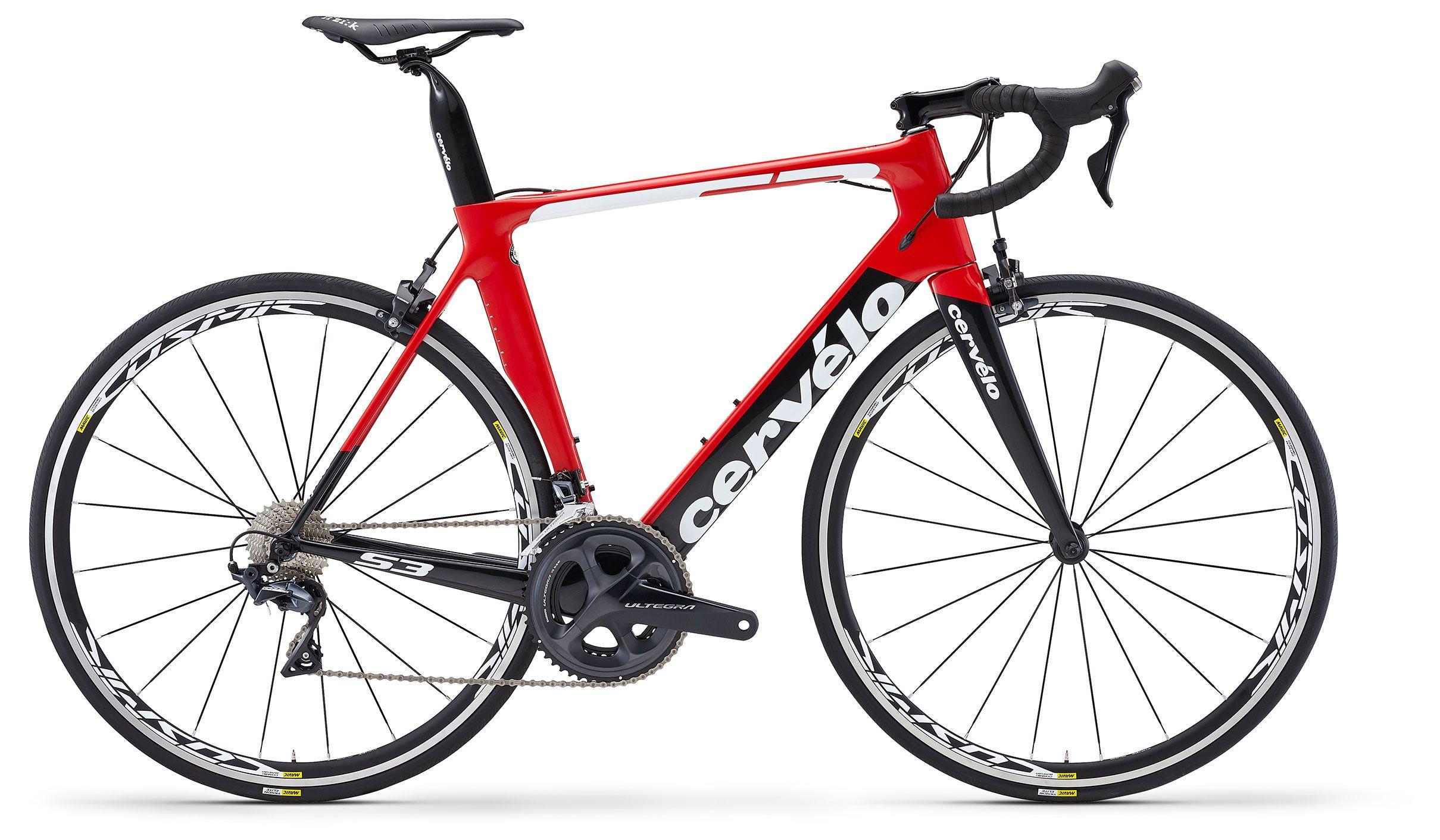 Велосипед Cervelo S3 Ultegra 2018