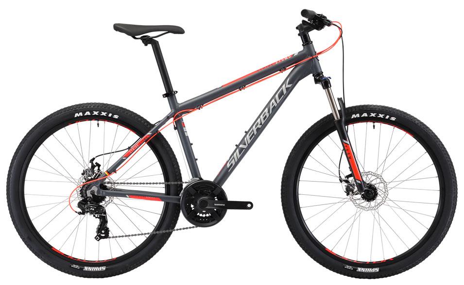 Велосипед Silverback Stride 27 MD 2019 цены онлайн