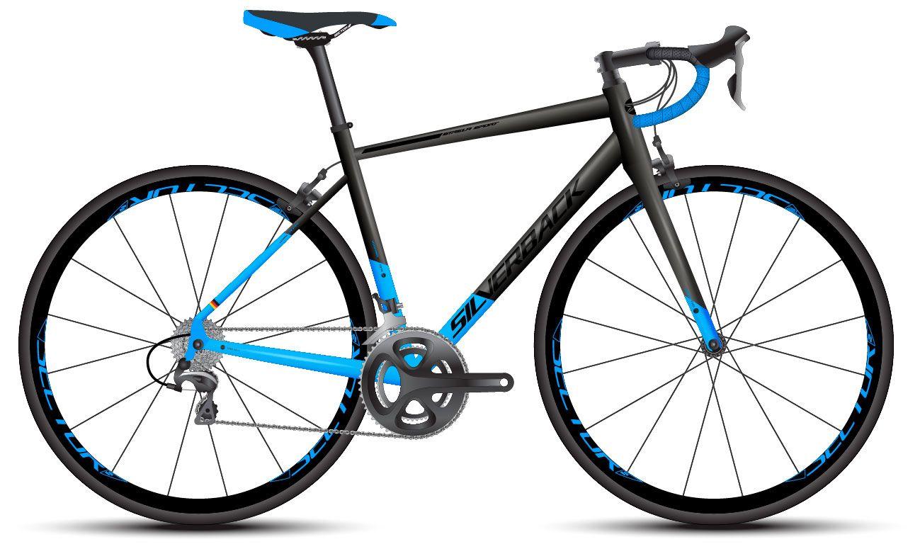Велосипед Silverback Strela Sport 2018 велосипед silverback siablo 105 2017