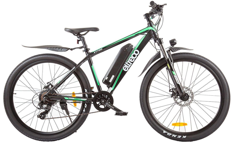 Велосипед Eltreco XT-700 2018