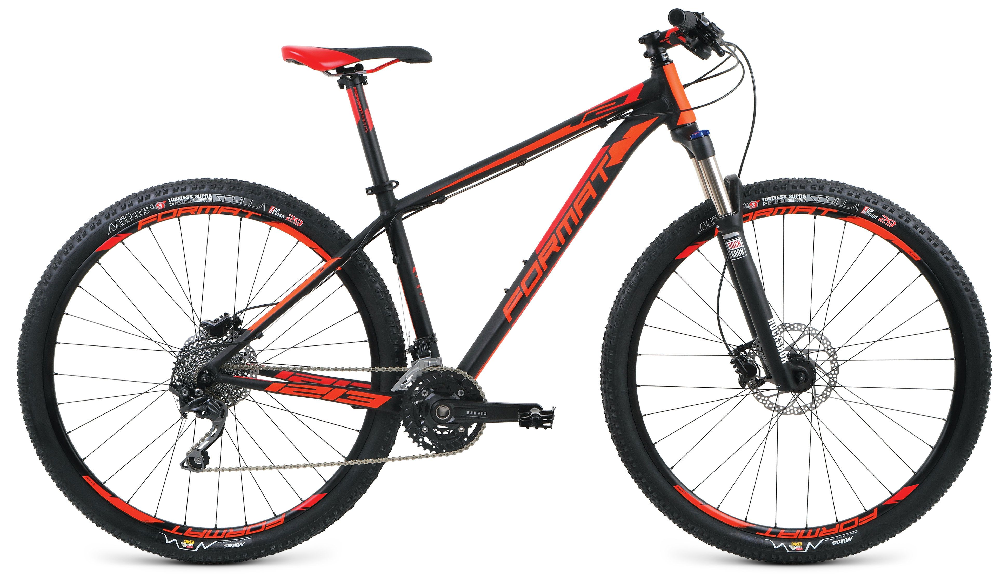 Велосипед Format 1213 27,5 2017 горный велосипед format 1411 elite 26 2016