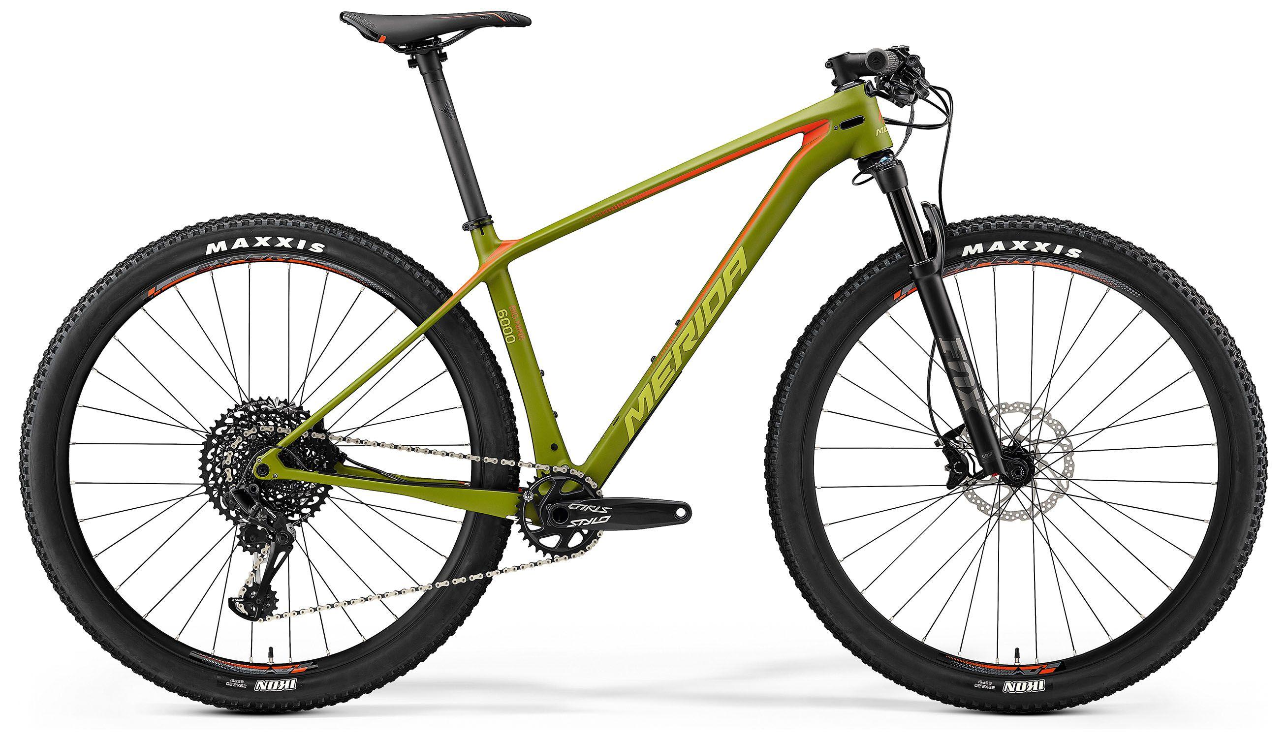 Велосипед Merida Big.Nine 6000 2018