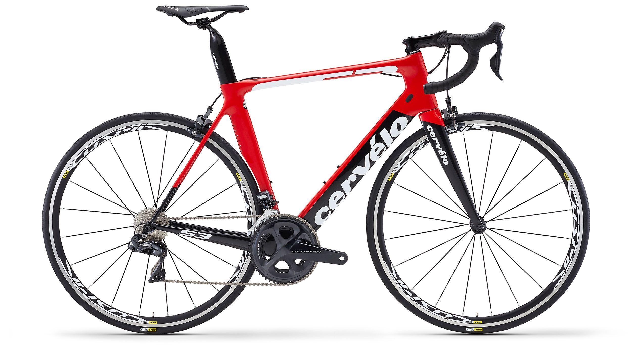 Велосипед Cervelo S3 Ultegra Di2 2018 велосипед cervelo s3 ultegra 2018