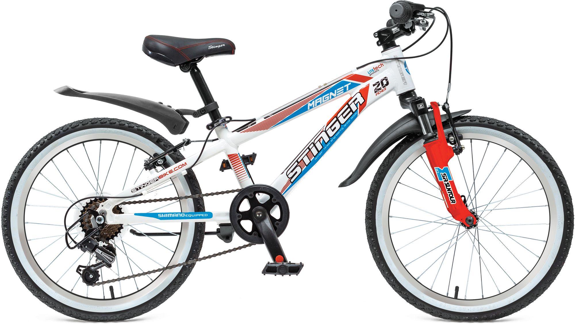 Велосипед Stinger Magnet 20 2016 велосипед stinger magnet kid 20 2016