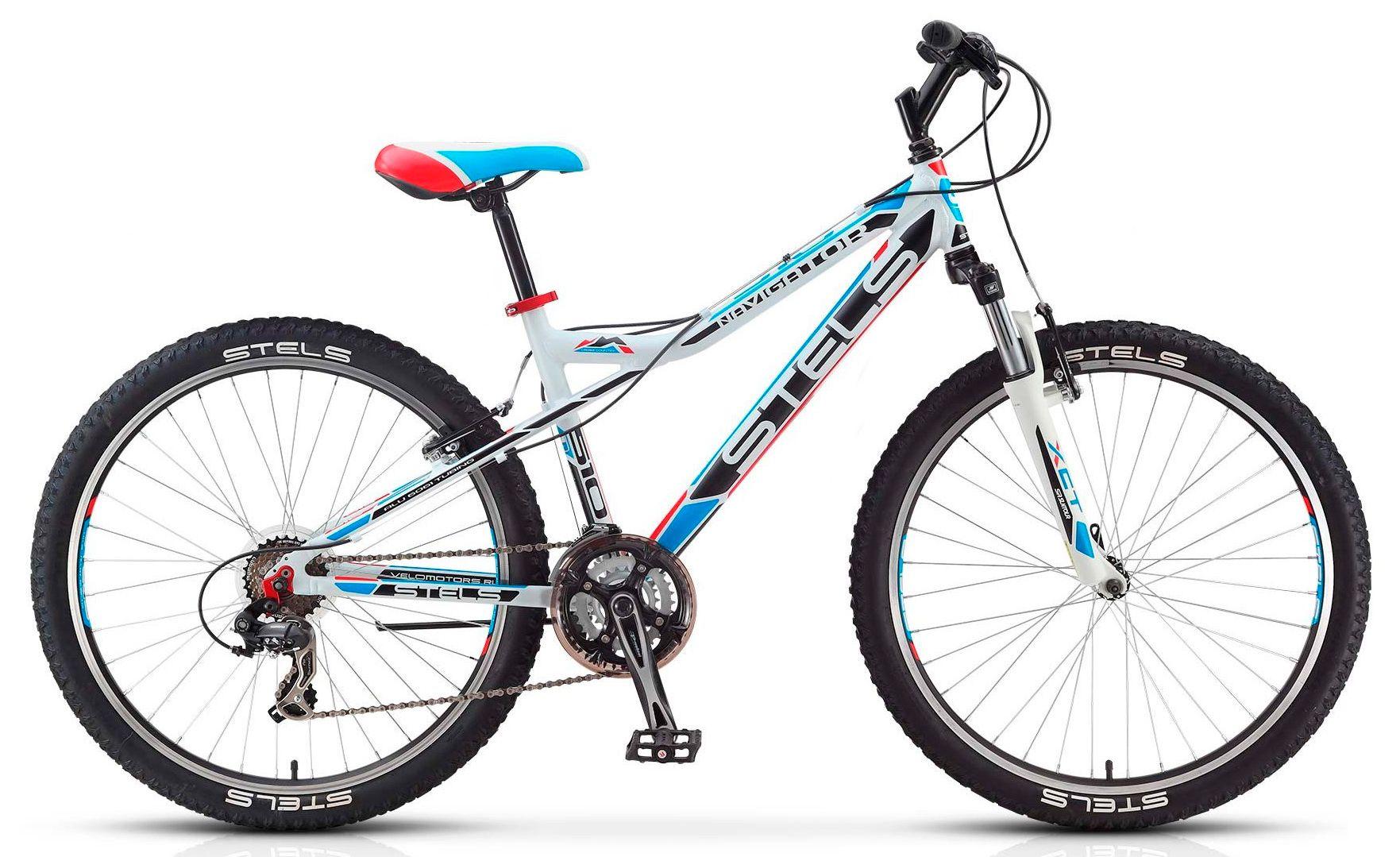 Велосипед Stels Navigator 510 V (V020) 2017 велосипед stels navigator 510 v 2016