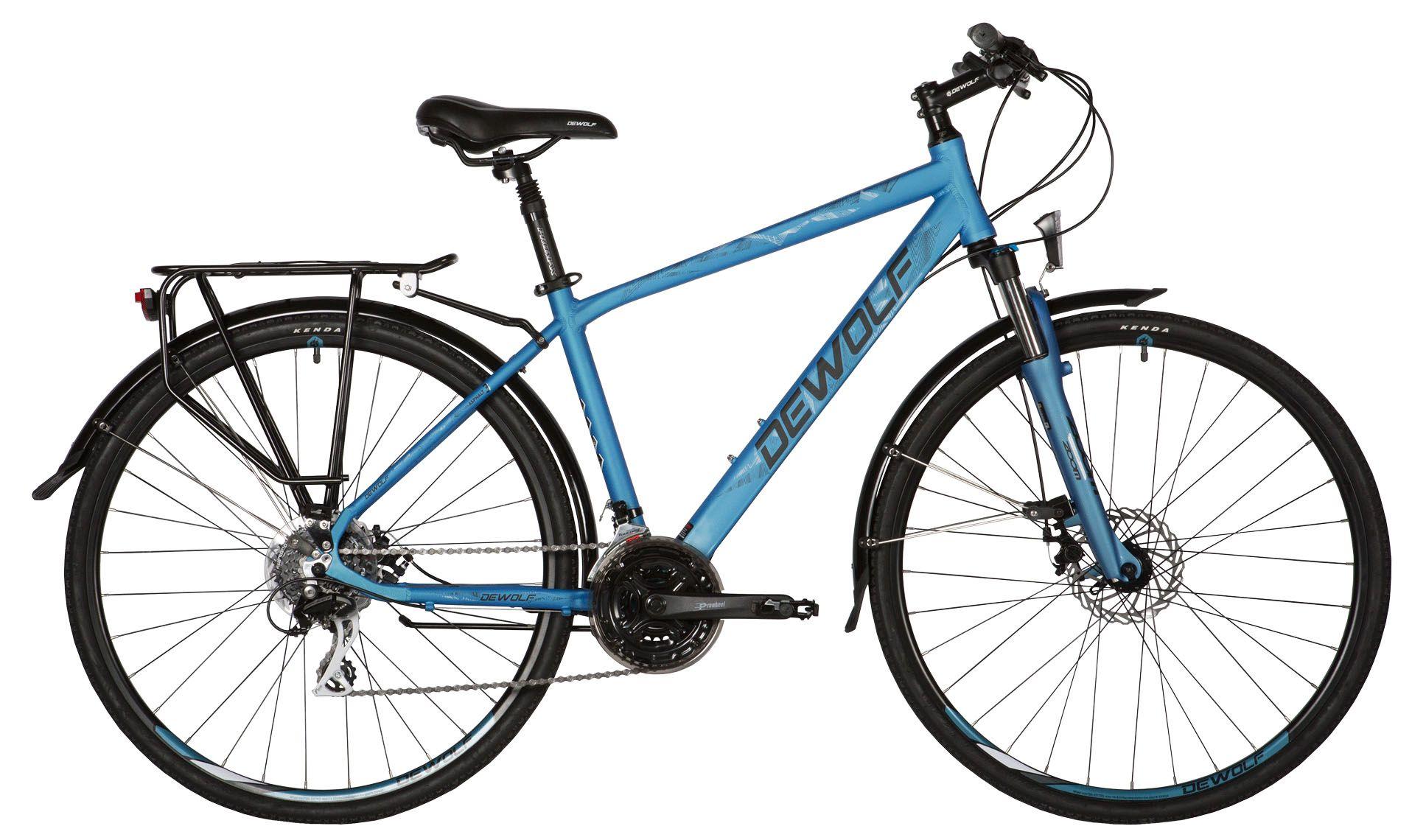 Велосипед Dewolf Asphalt 3 2018