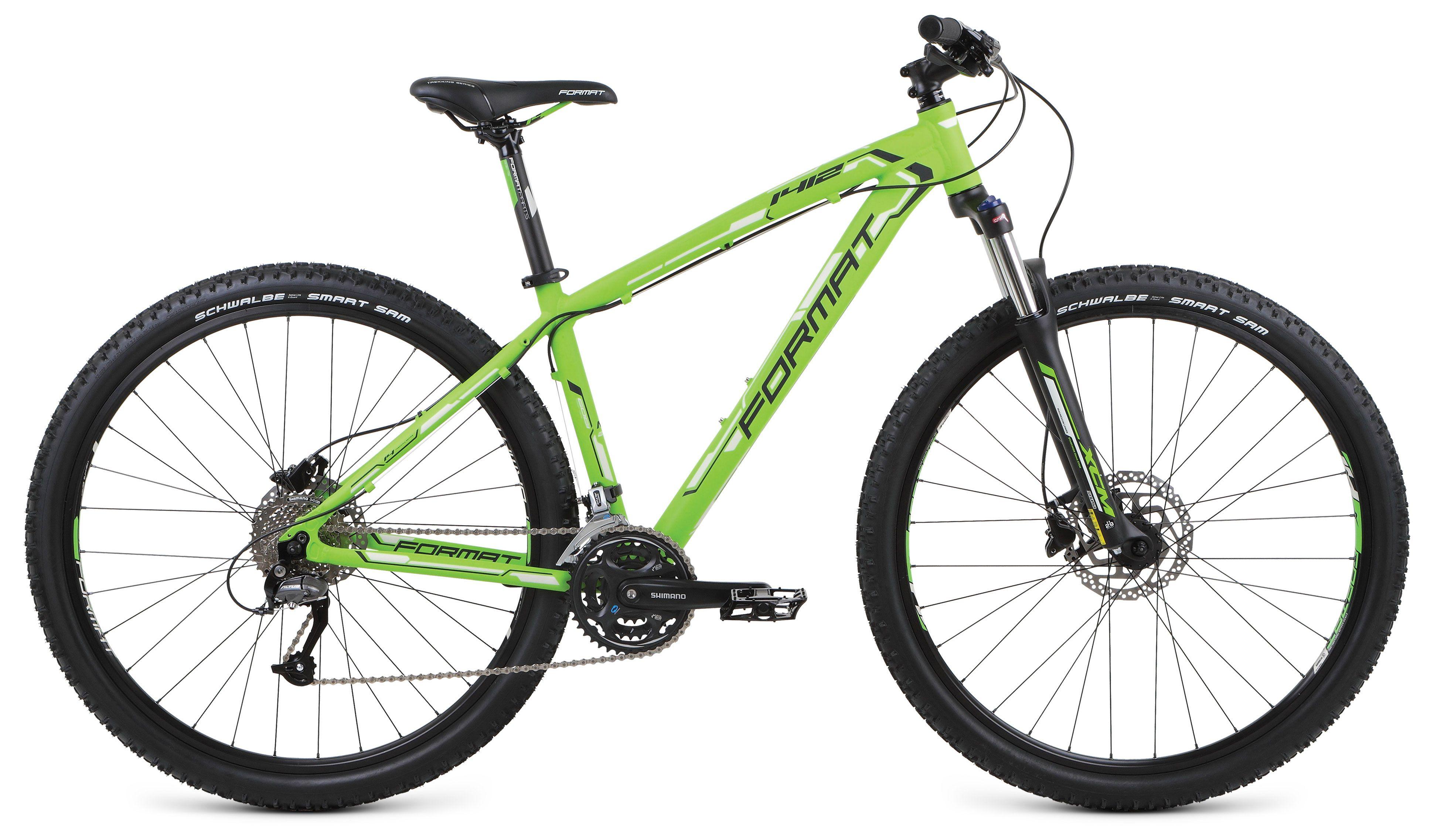 Велосипед Format 1412 29 2017,  Горные  - артикул:279731