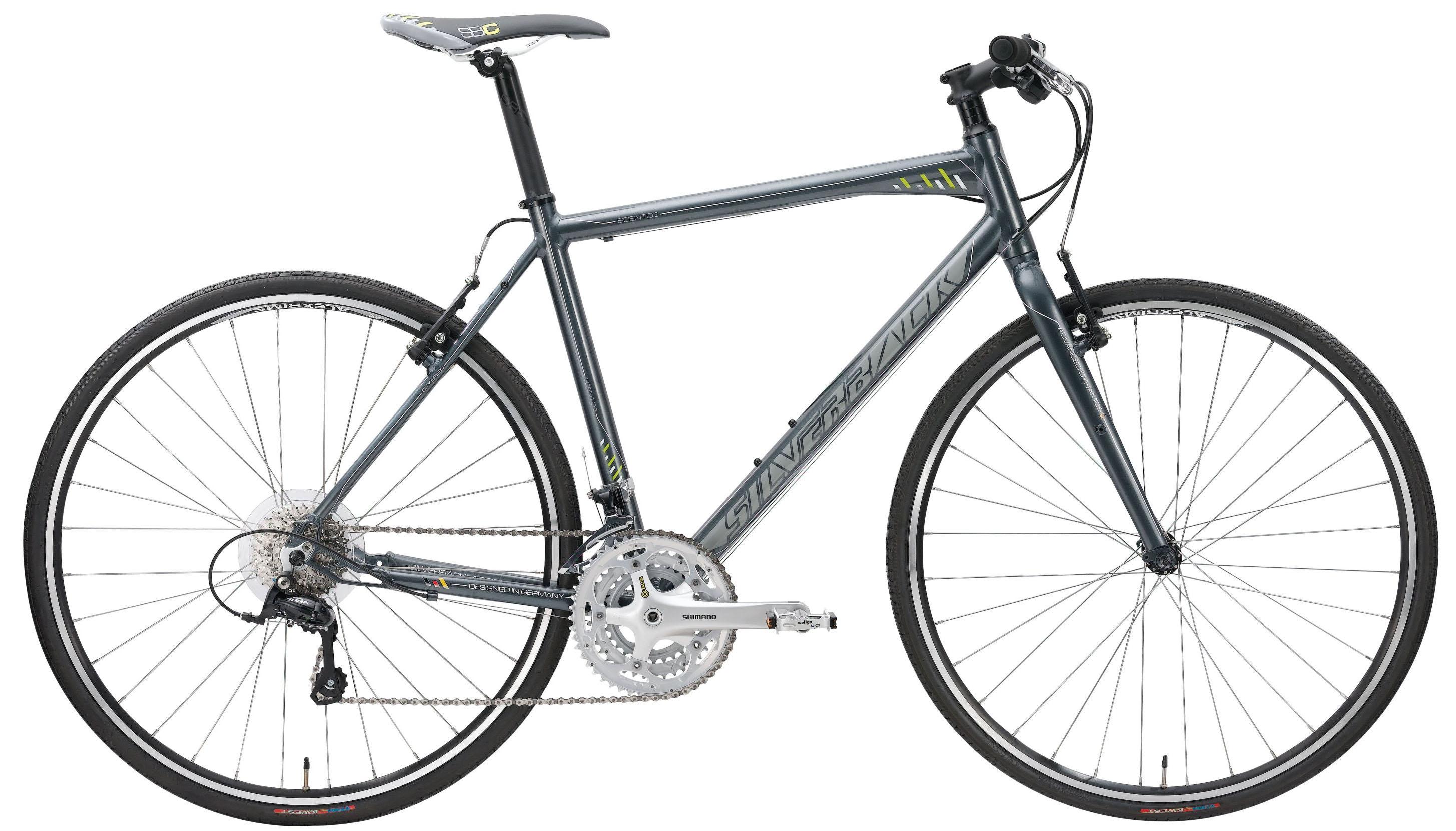 Фото - Велосипед Silverback Scento 2 2015 велосипед silverback scento 2 2015