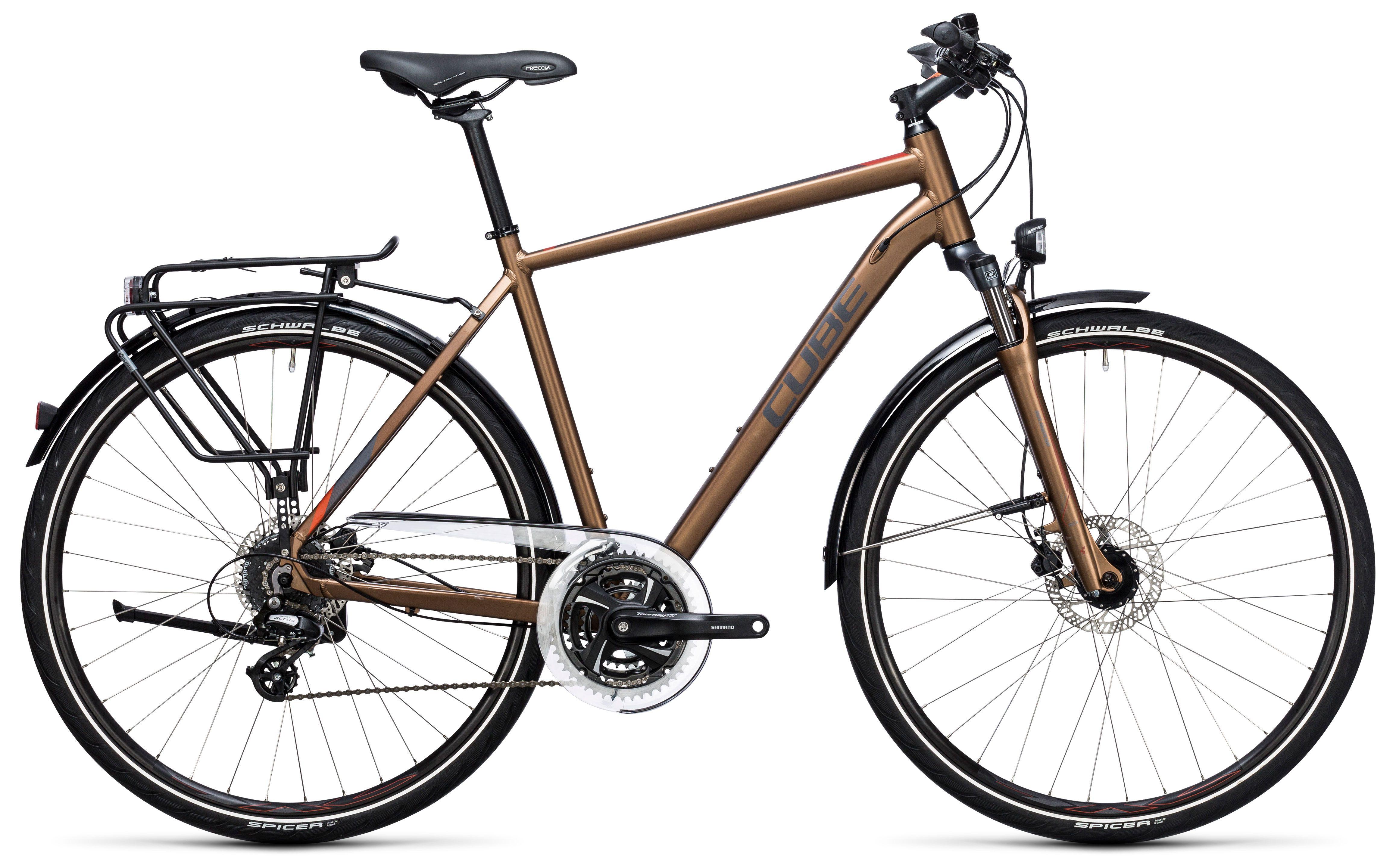 Велосипед Cube Touring PRO 2017,  Городские  - артикул:273503
