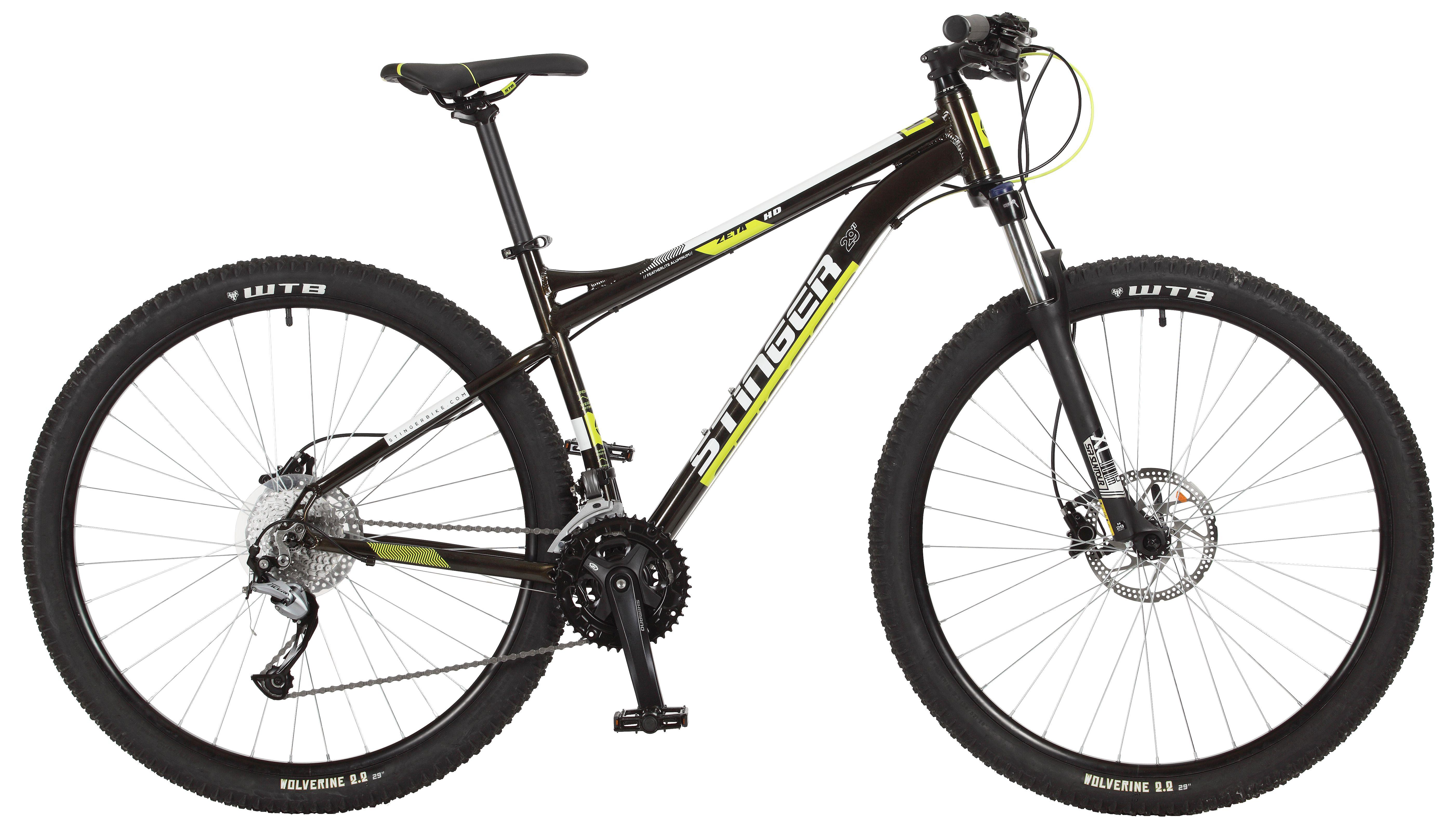 Велосипед Stinger Zeta HD 29 2017 велосипед stinger zeta d 29 2017