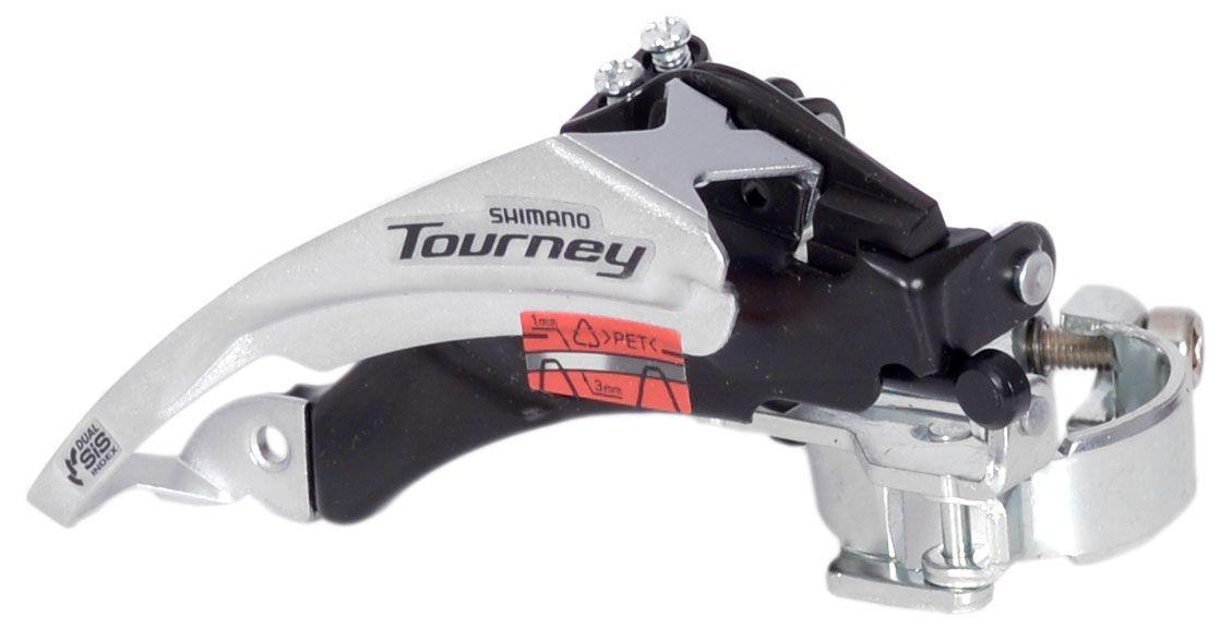 Запчасть Shimano Tourney TY510, 6/7ск., уг.:66-69, для 48T (efdty510tsx6) запчасть shimano tourney ft35 a 6 7ск крепление на петух