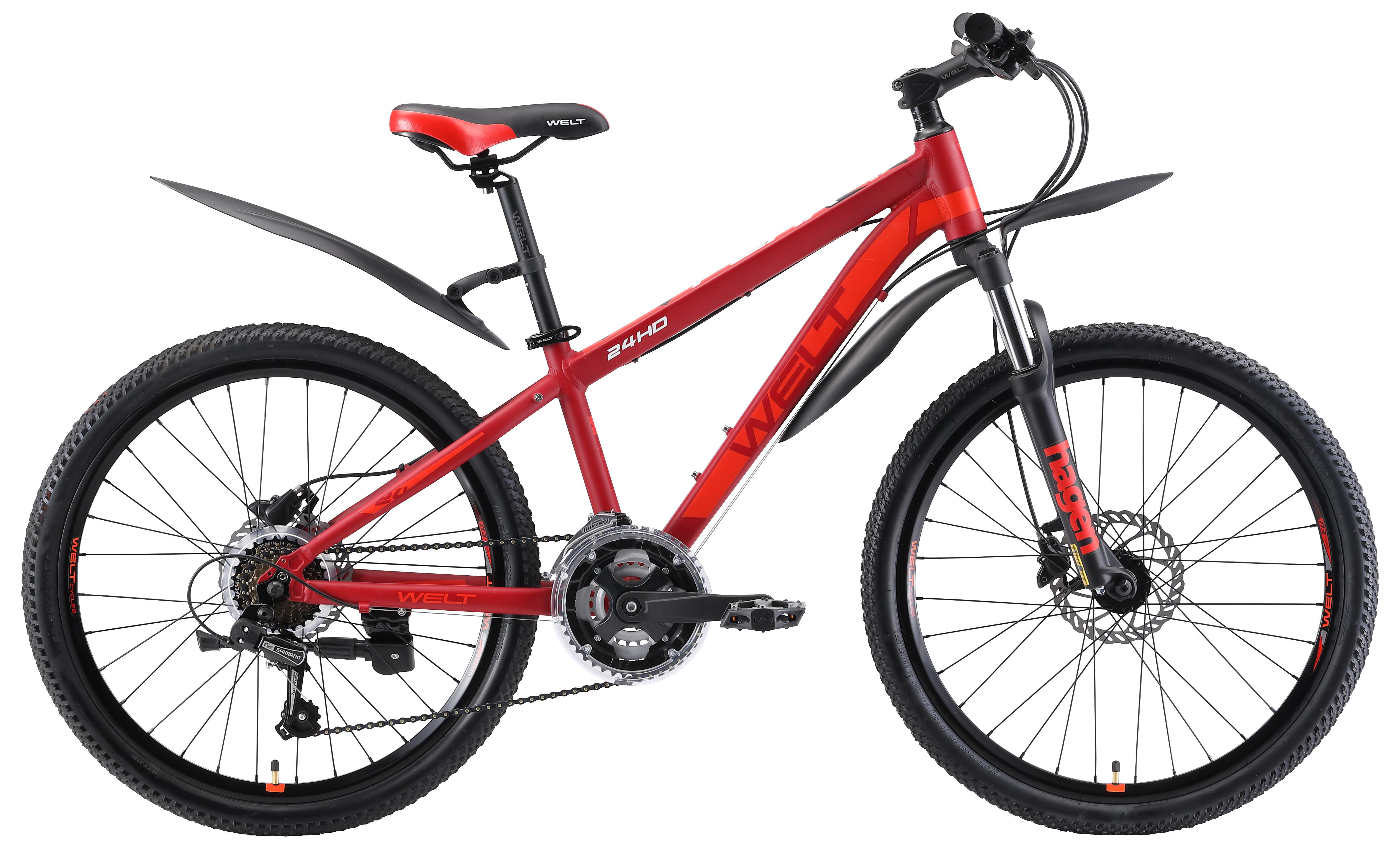 все цены на Велосипед Welt Peak 24 HD 2019 онлайн