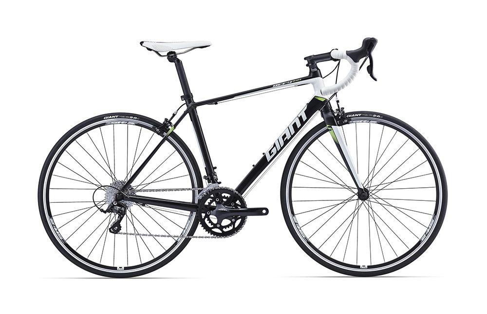 Велосипед GiantШоссейные<br>Любительская модель шоссейного велосипеда Giant Defy 3 2016. Подойдет как для прогулочного катания по ровным дорогам, так и для участия в любительских шоссейных соревнованиях. Рама Defy 3 2016 изготовлена из высокопрочного и алюминиевого сплава. На раму установлена легкая композитная вилка, значительно снижающая вес и повышающая аэродинамику модели. Фирменные колеса Giant имеют высокую жесткость, а покрышки Giant S-R4 обеспечивают великолепный накат. За переключение передач отвечает навесное оборудование Shimano Sora.<br><br>year: 2016<br>пол: мужской<br>уровень оборудования: любительский<br>вынос: Giant Sport<br>руль: Giant Connect<br>передний тормоз: Giant Specific Tektro TK-R312, Dual Pivot<br>задний тормоз: Giant Specific Tektro TK-R312, Dual Pivot<br>тормозные ручки: Shimano Sora<br>цепь: KMC X9<br>система: Shimano Sora, 50/34<br>каретка: Картридж<br>ободья: Giant S-R2<br>передняя втулка: Giant Tracker Sport Road<br>задняя втулка: Giant Tracker Sport Road<br>спицы: Нержавеющая сталь<br>передняя покрышка: Giant S-R4, 700x25<br>задняя покрышка: Giant S-R4, 700x25<br>седло: Giant Performance Mens, Steel rail<br>подседельный штырь: Алюминиевый сплав, round<br>кассета: SRAM PG 950 11-32, 9 скоростей<br>манетки: Shimano Sora<br>рама: Алюминиевый сплав, ALUXX Grade<br>вилка: Hybrid Composite<br>цвет: чёрный<br>размер рамы: 18&amp;amp;quot;<br>материал рамы: алюминий<br>тип тормозов: ободной<br>передний переключатель: Shimano Sora<br>задний переключатель: Shimano Sora<br>количество скоростей: 18