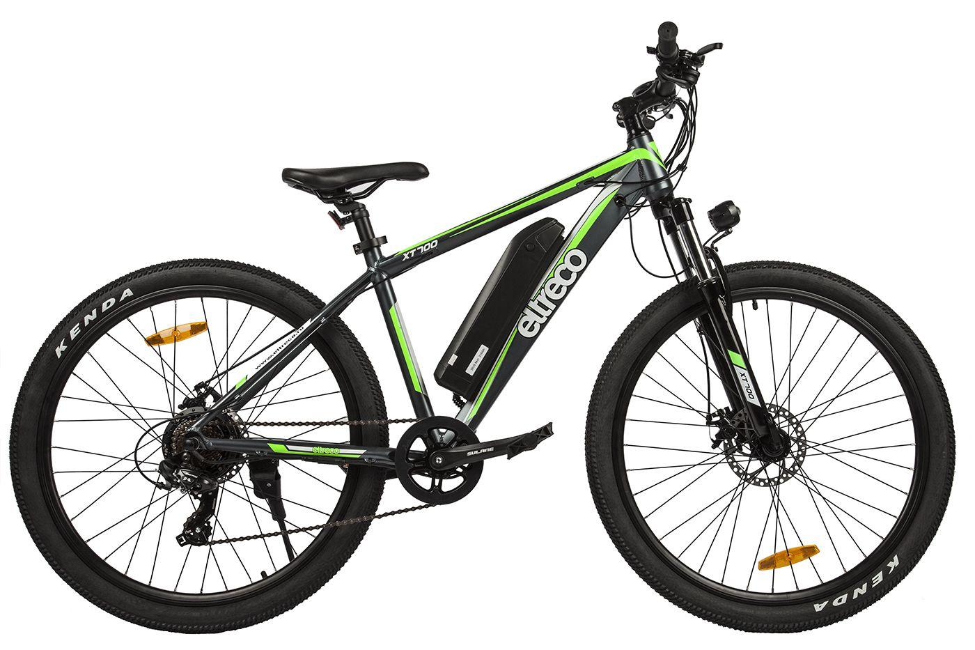 Велосипед Eltreco XT-700 2018 велосипед eltreco jazz 350w 2016