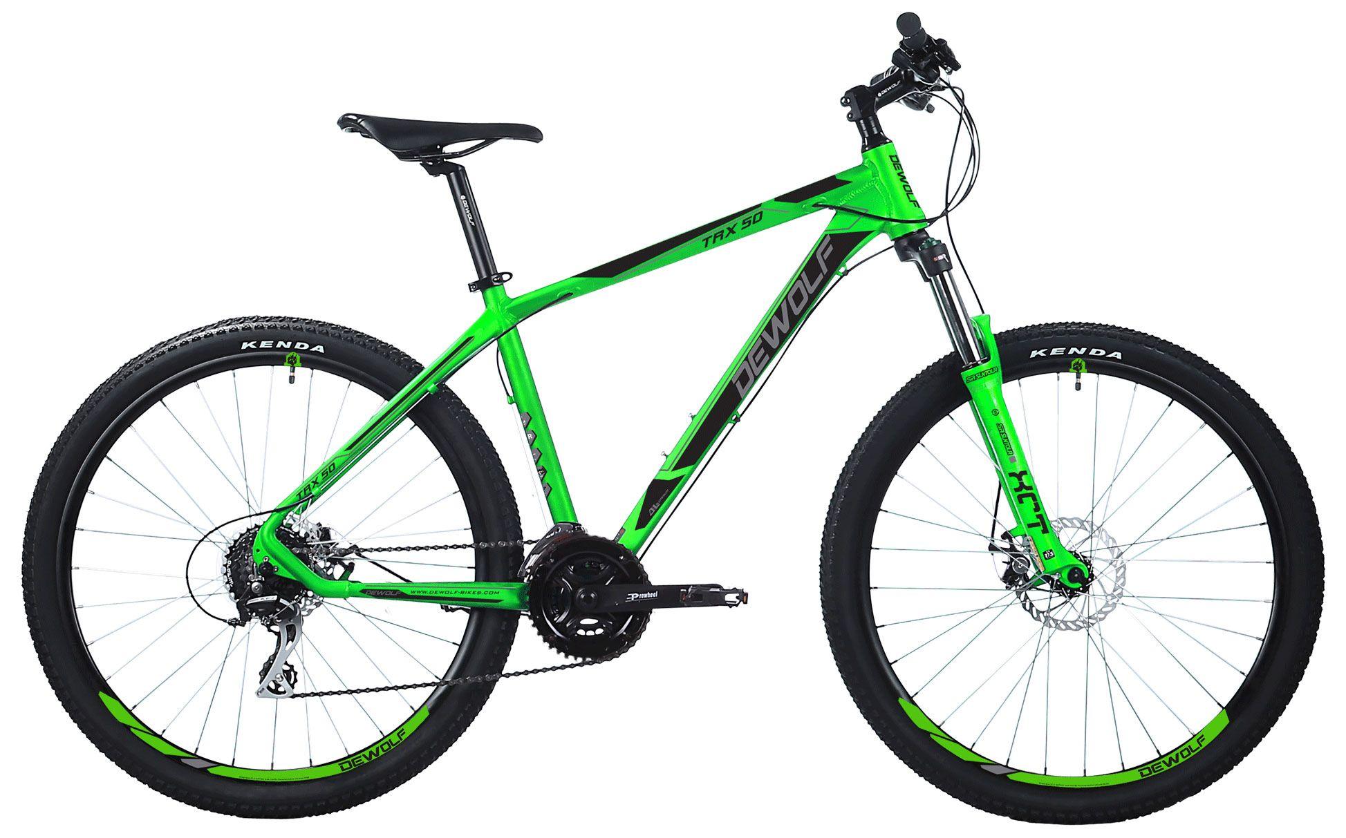 Велосипед Dewolf TRX 50 2017 цена и фото