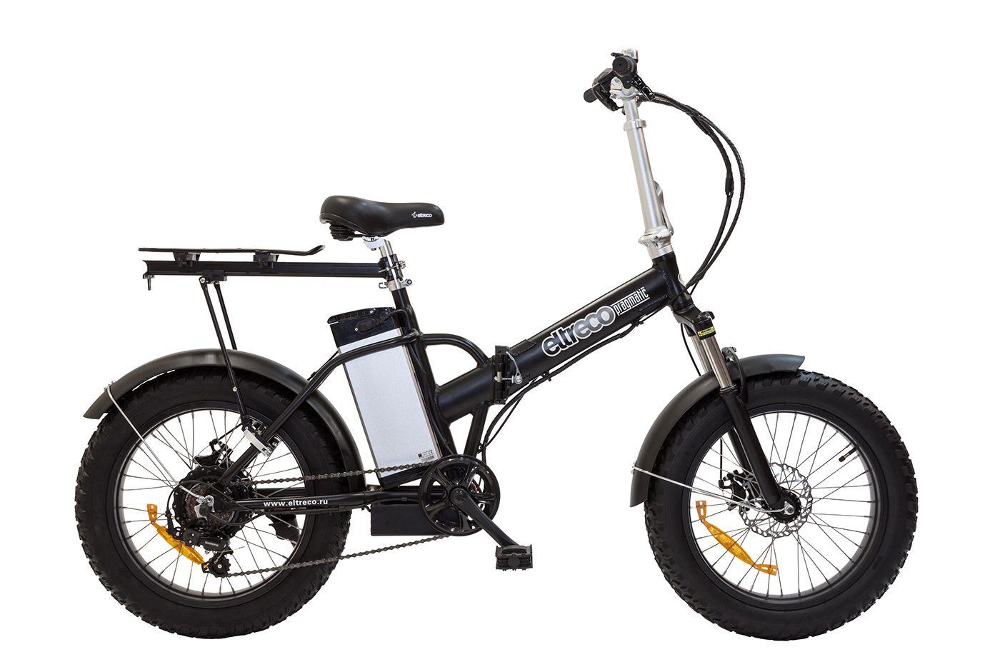 Велосипед Eltreco Pragmatic 500W 2016,  Электро  - артикул:267937