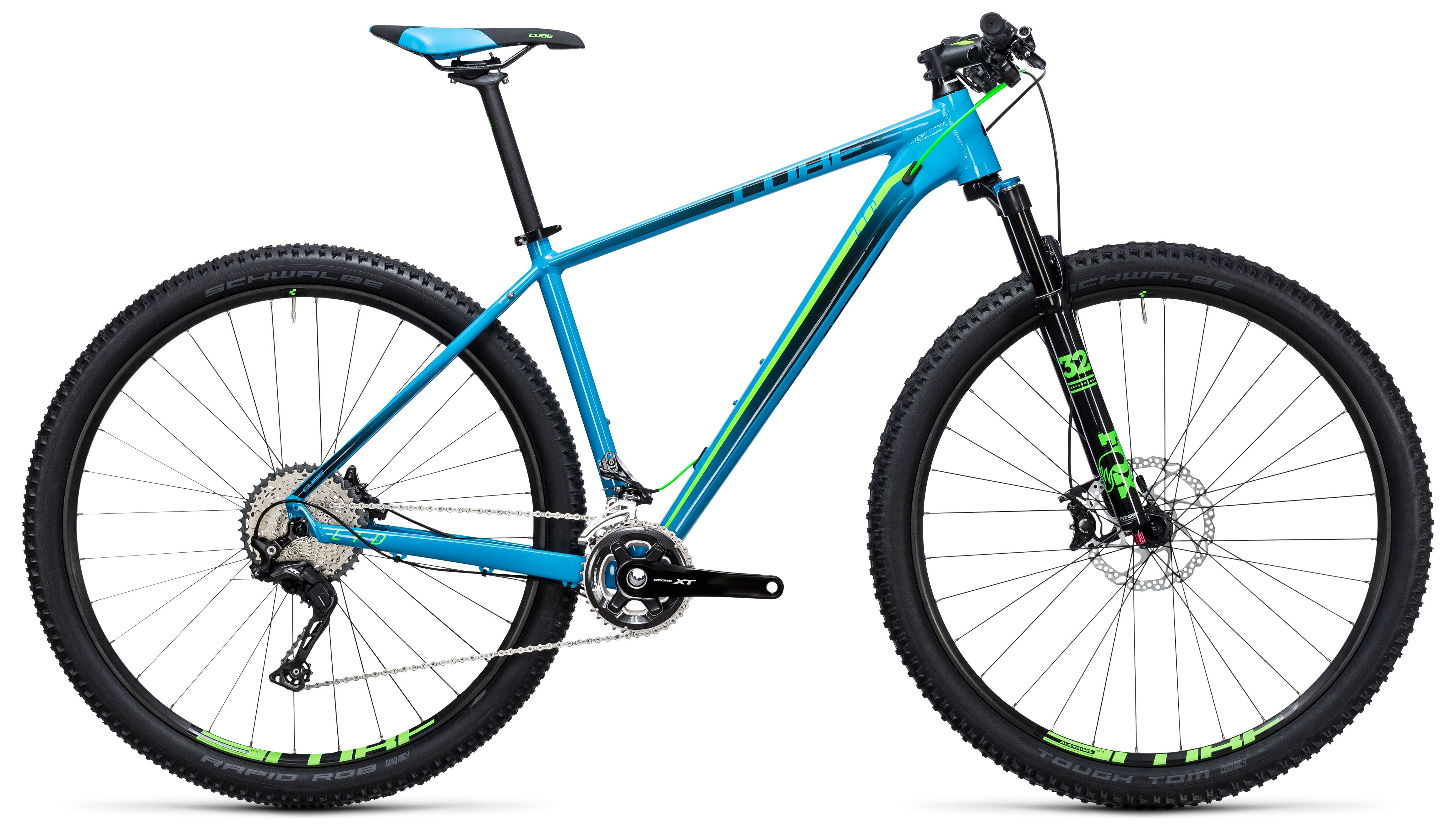 Велосипед Cube LTD SL 27.5 2017,  Горные  - артикул:272972