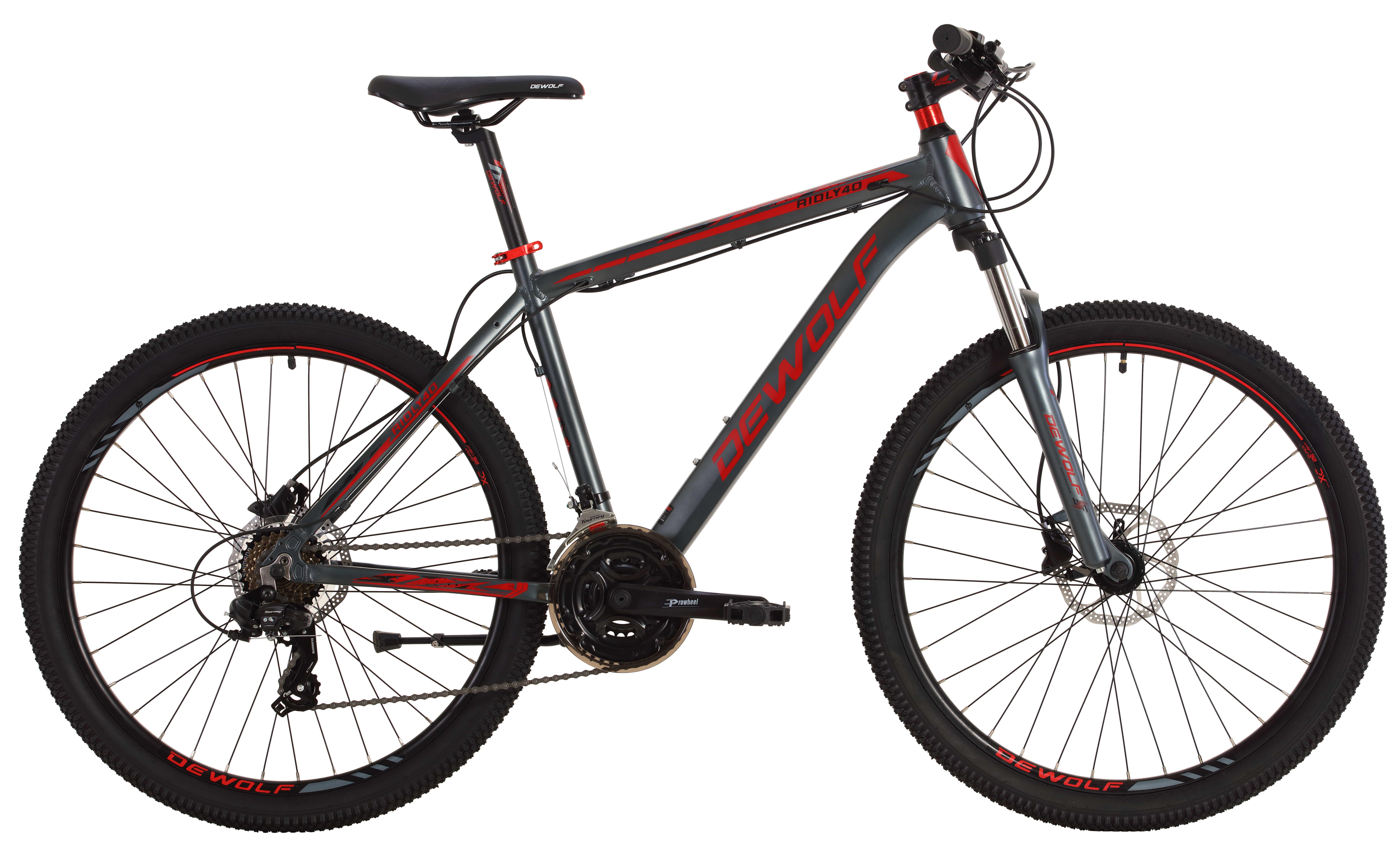 Велосипед Dewolf Ridly 40 2019 цена