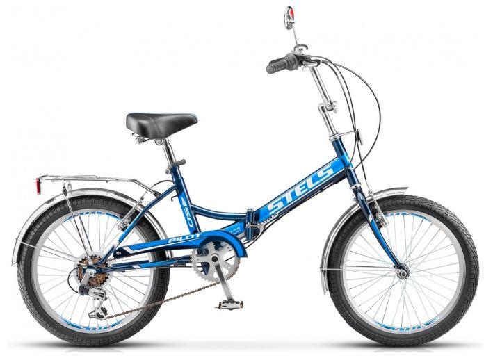 Велосипед Stels Pilot 450 20 2017,  Складные  - артикул:284595