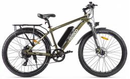 Велосипед с легким ходом  Eltreco  XT850  2020