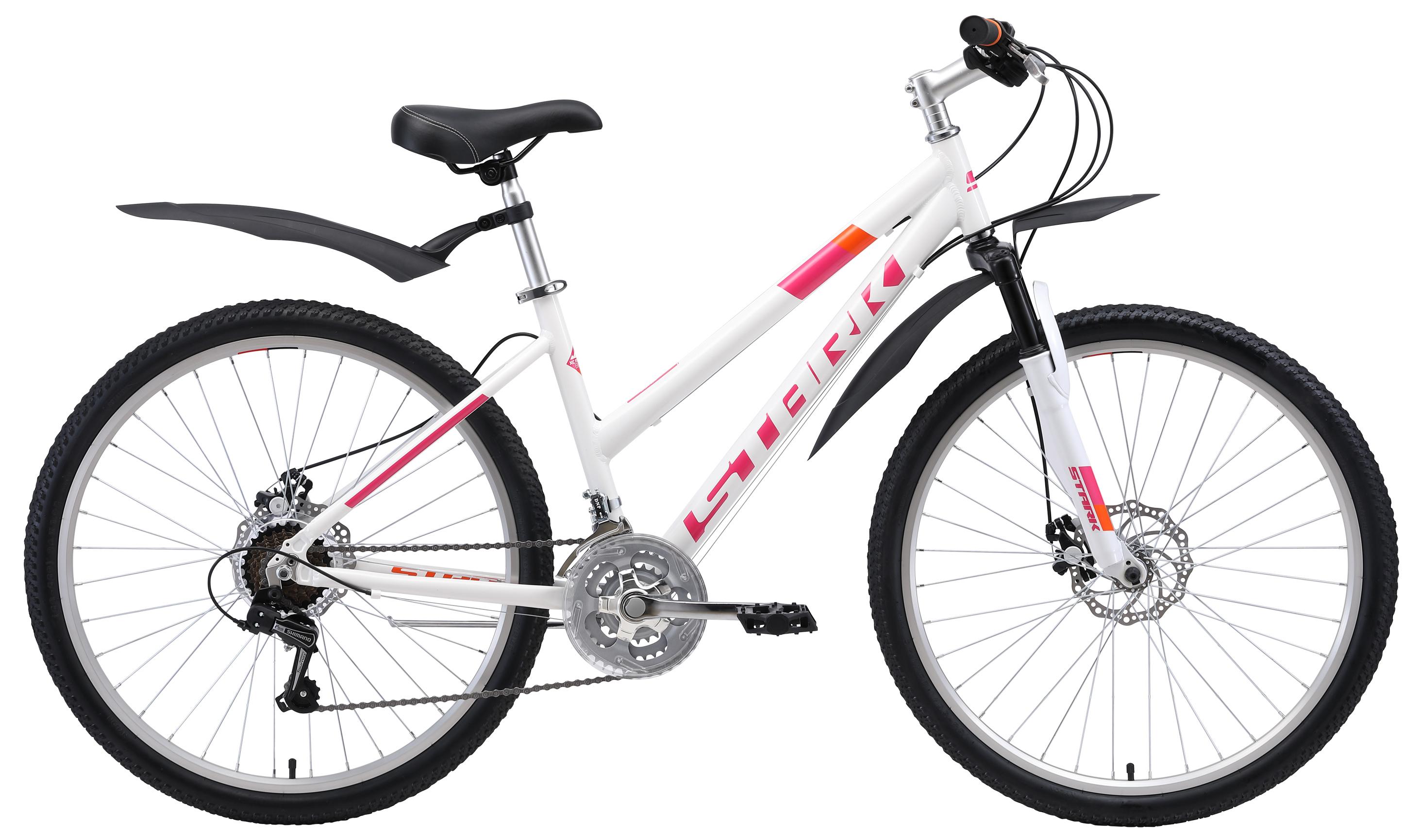 Велосипед Stark Luna 26.1 D 2019 велосипед stark outpost 26 1 d черно зеленый 16