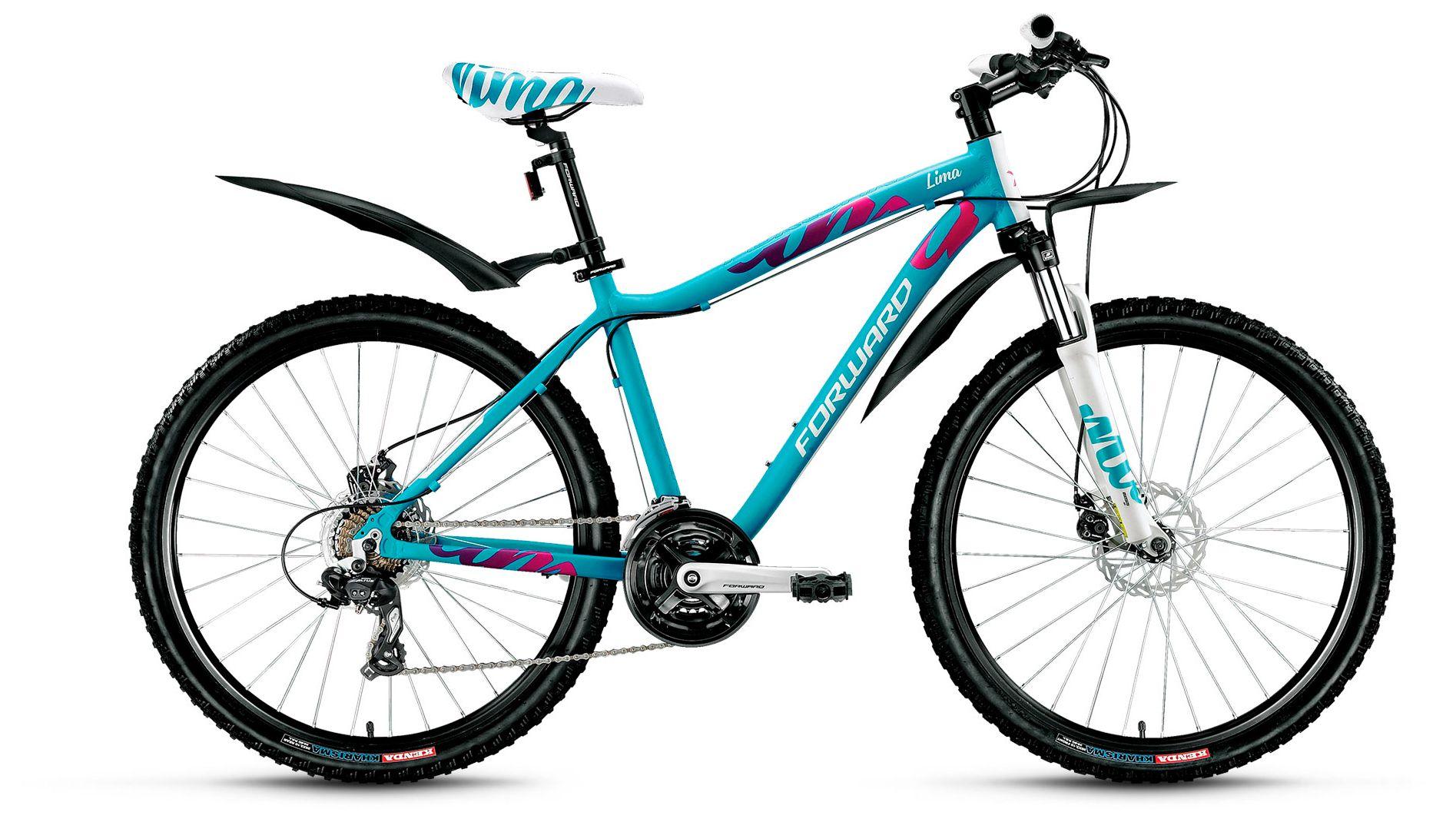 Велосипед Forward Lima 2.0 disc 2017