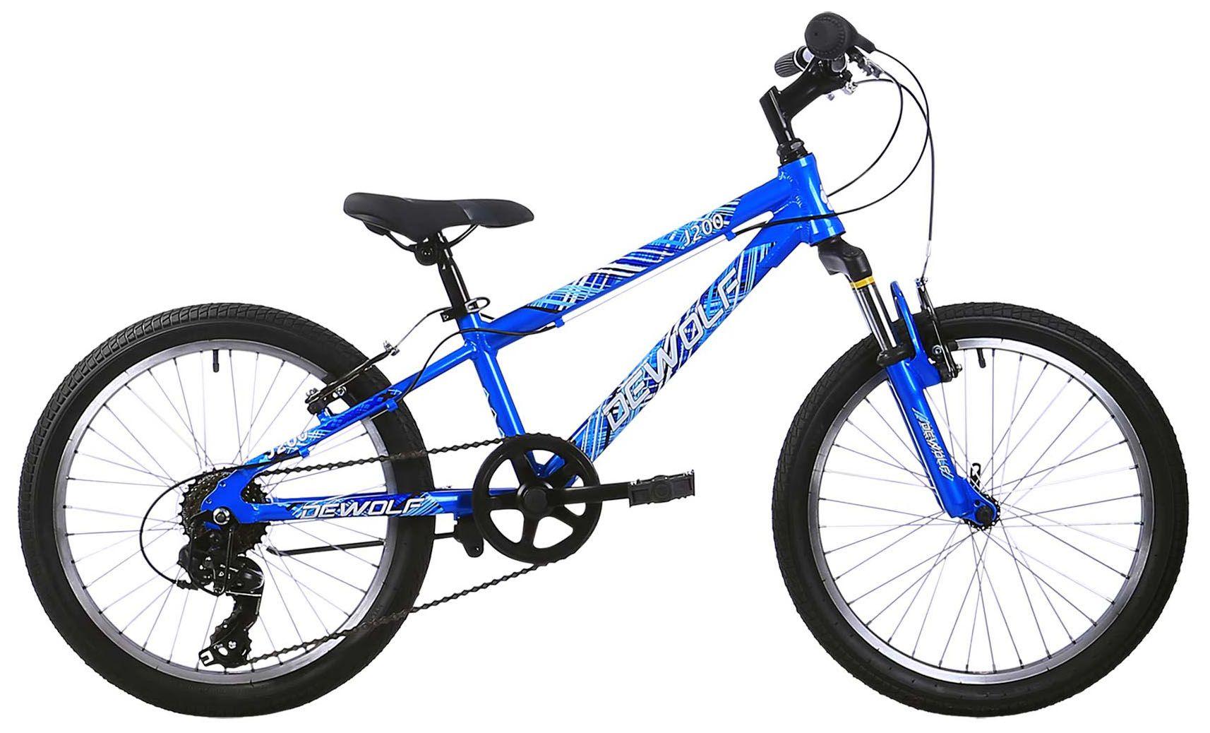 Велосипед Dewolf J200 Boy 2018 цена