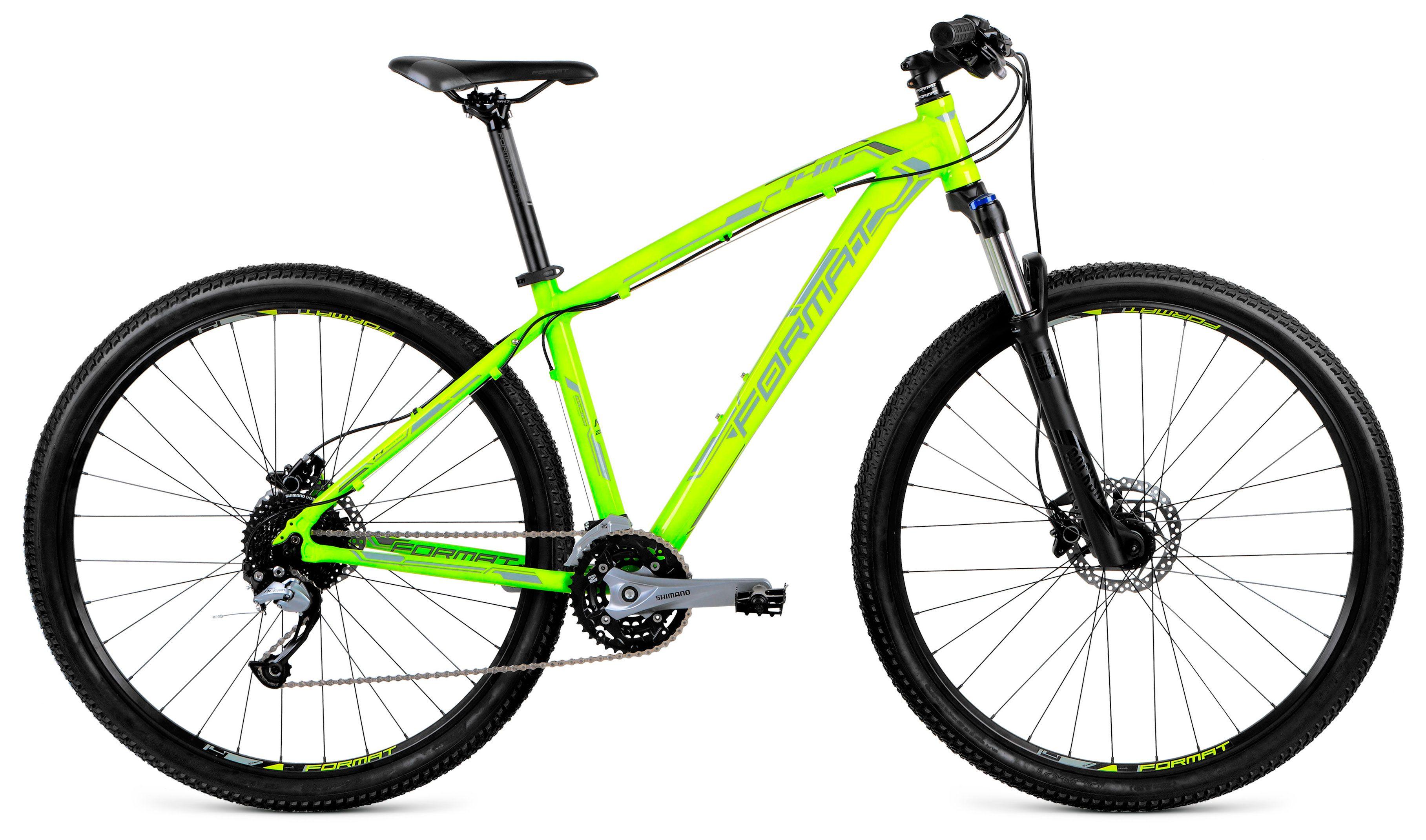 Велосипед Format 1411 29 2018 велосипед format 6412 boy 2016
