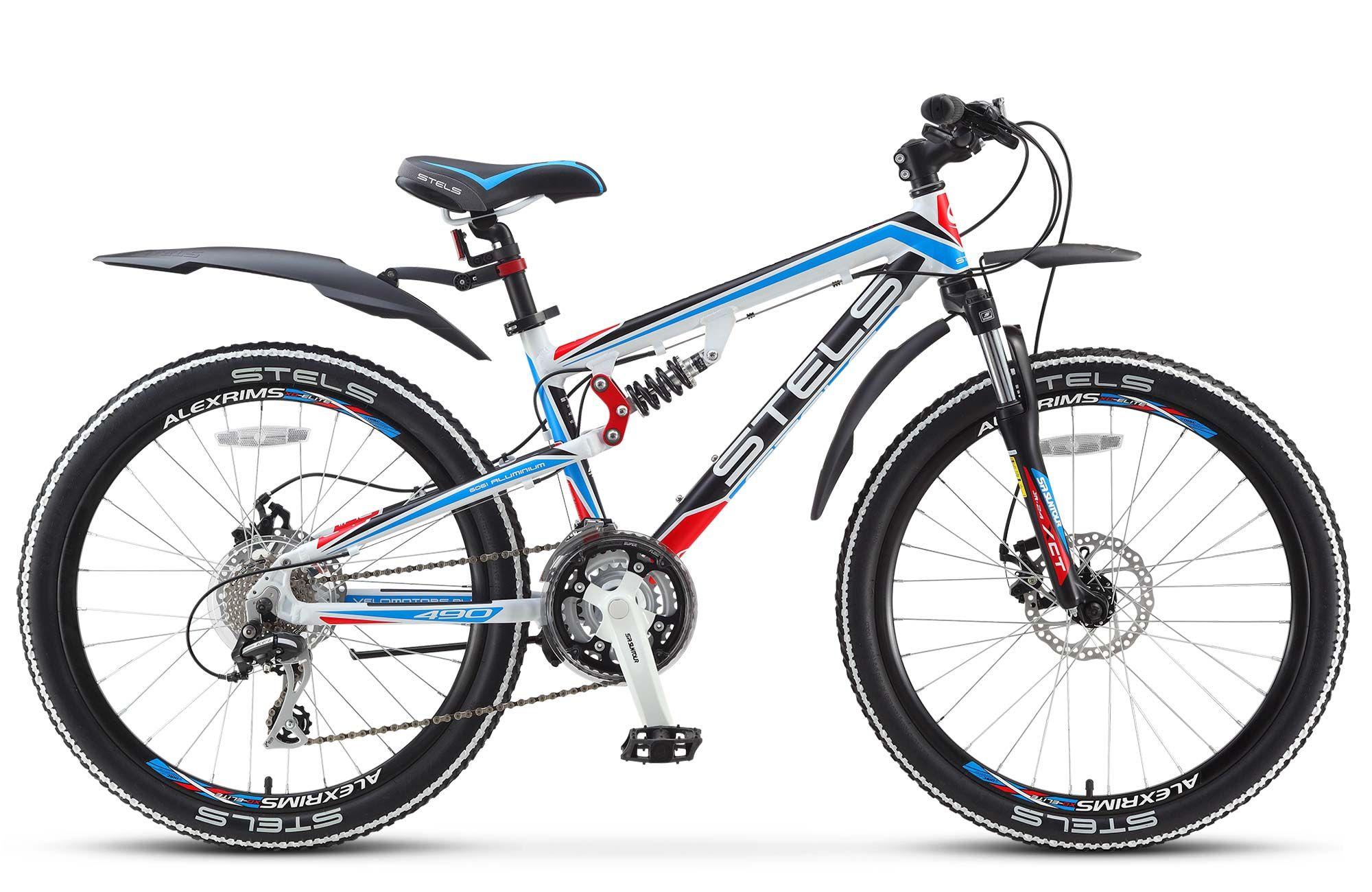 Велосипед Stels Navigator 490 MD 2016 велосипед stels navigator 850 md 2016