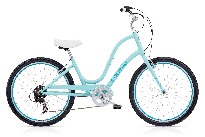 Велосипед Electra Townie Original 7D Ladies 24 2017