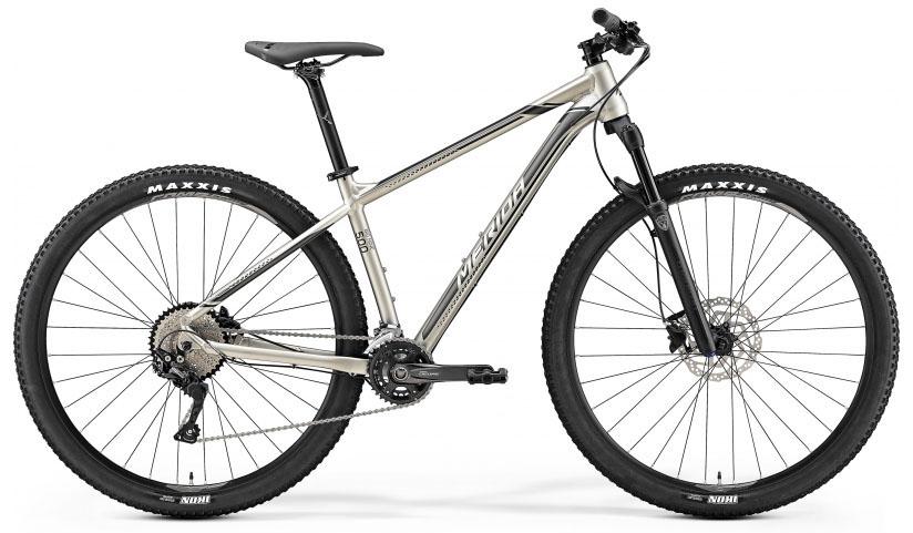 Велосипед Merida Big.Nine 500 2019 велосипед merida ninety six xt 29 2018